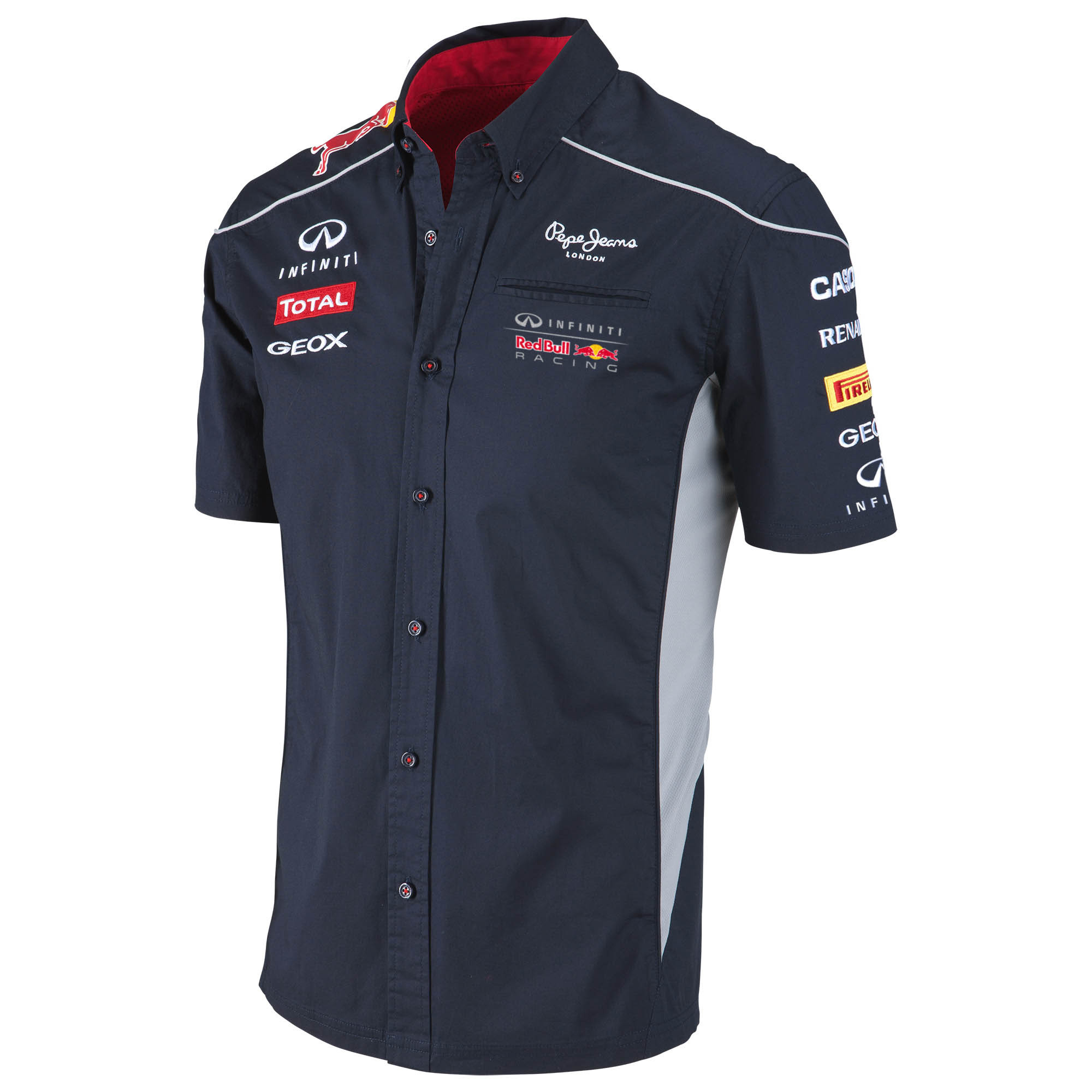 Infiniti Red Bull Racing 2013 Official Teamline Shirt
