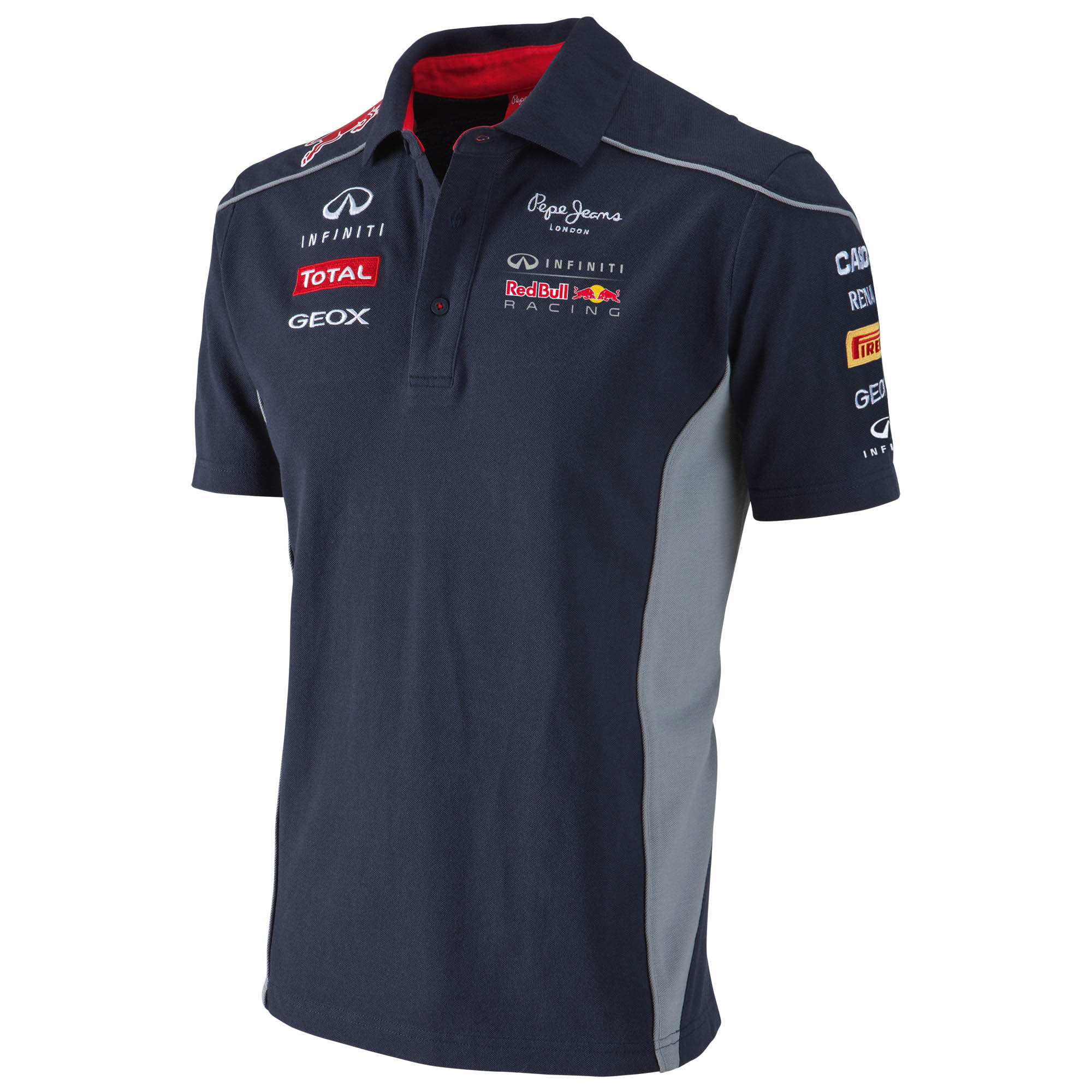 Infiniti Red Bull Racing 2013 Official Teamline Polo