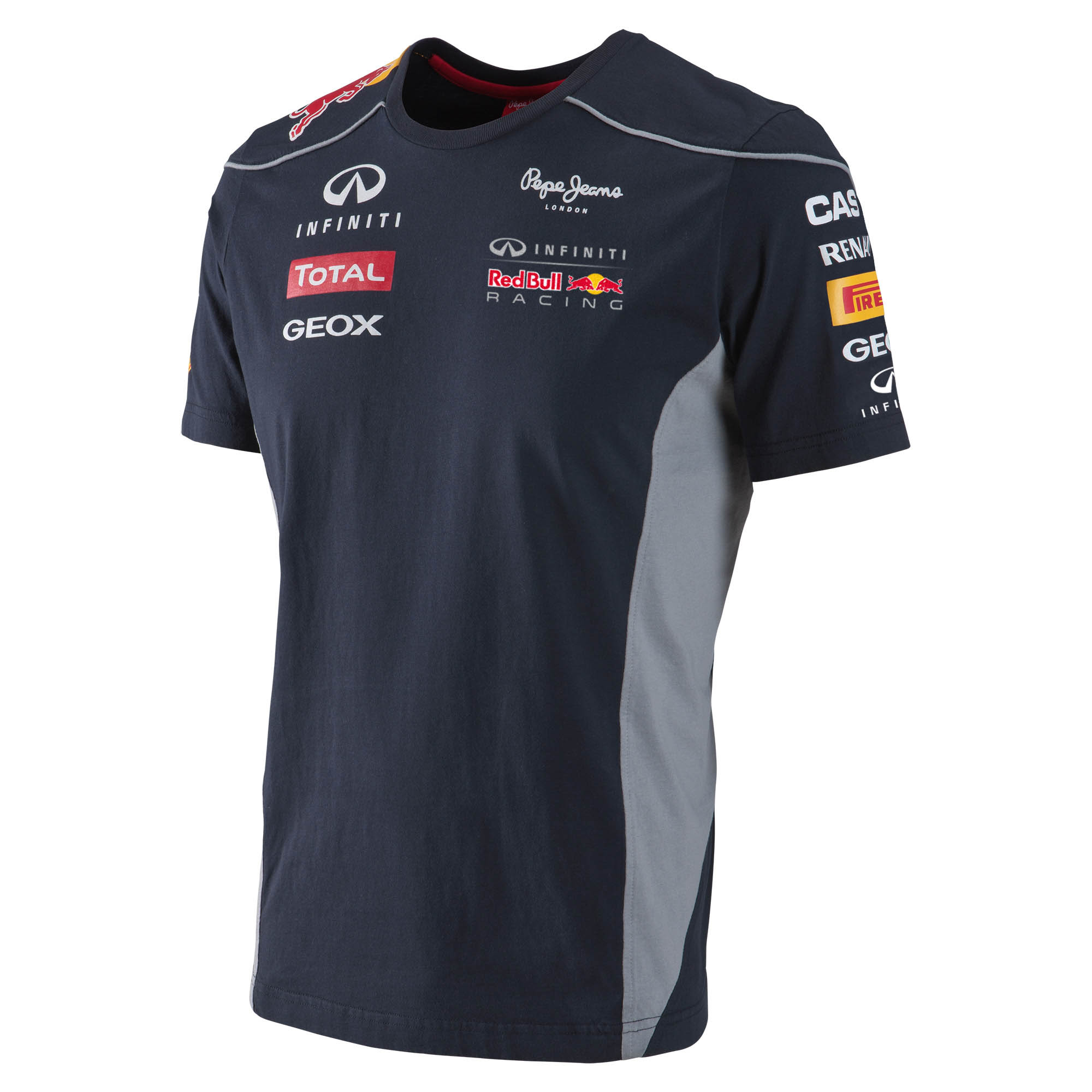 Infiniti Red Bull Racing 2013 Official Teamline T-Shirt