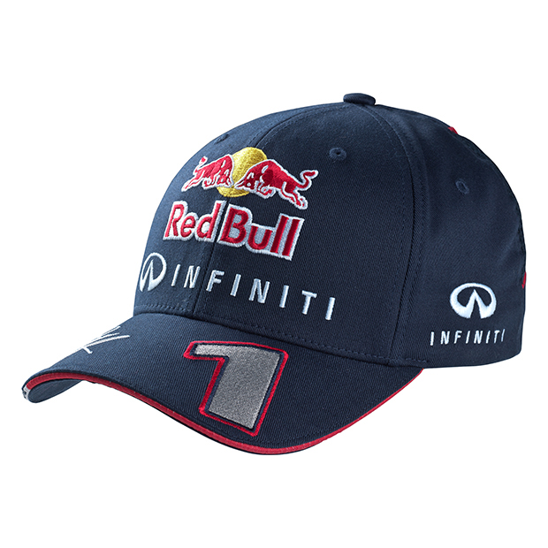 Infiniti Red Bull Racing 2013 Sebastian Vettel Driver Cap