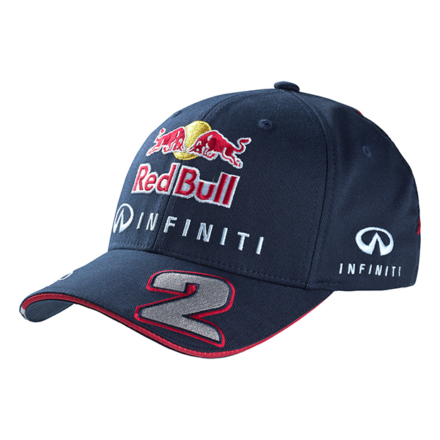 Infiniti Red Bull Racing 2013 Mark Webber Driver Cap