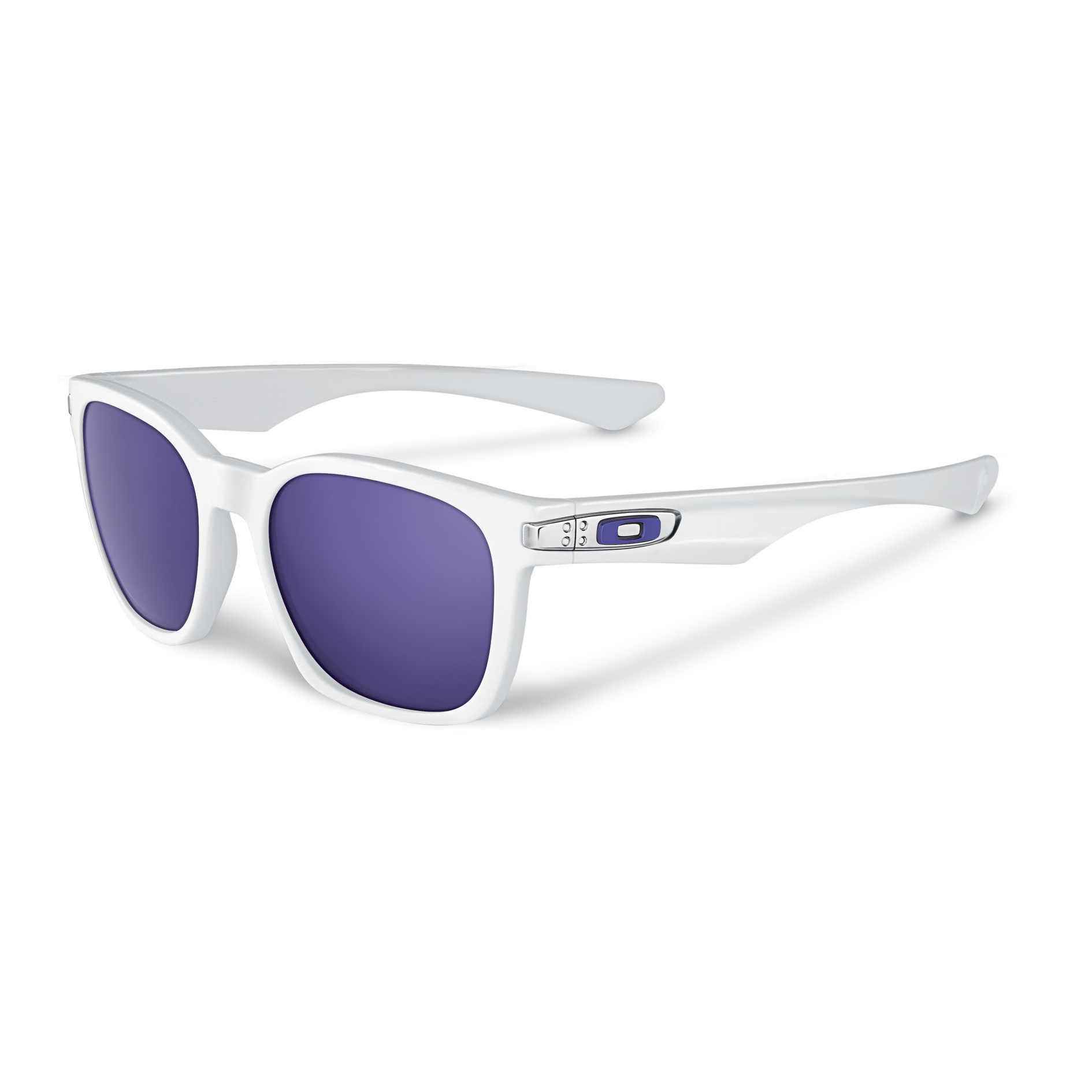 Oakley Garage Rock Sunglasses White