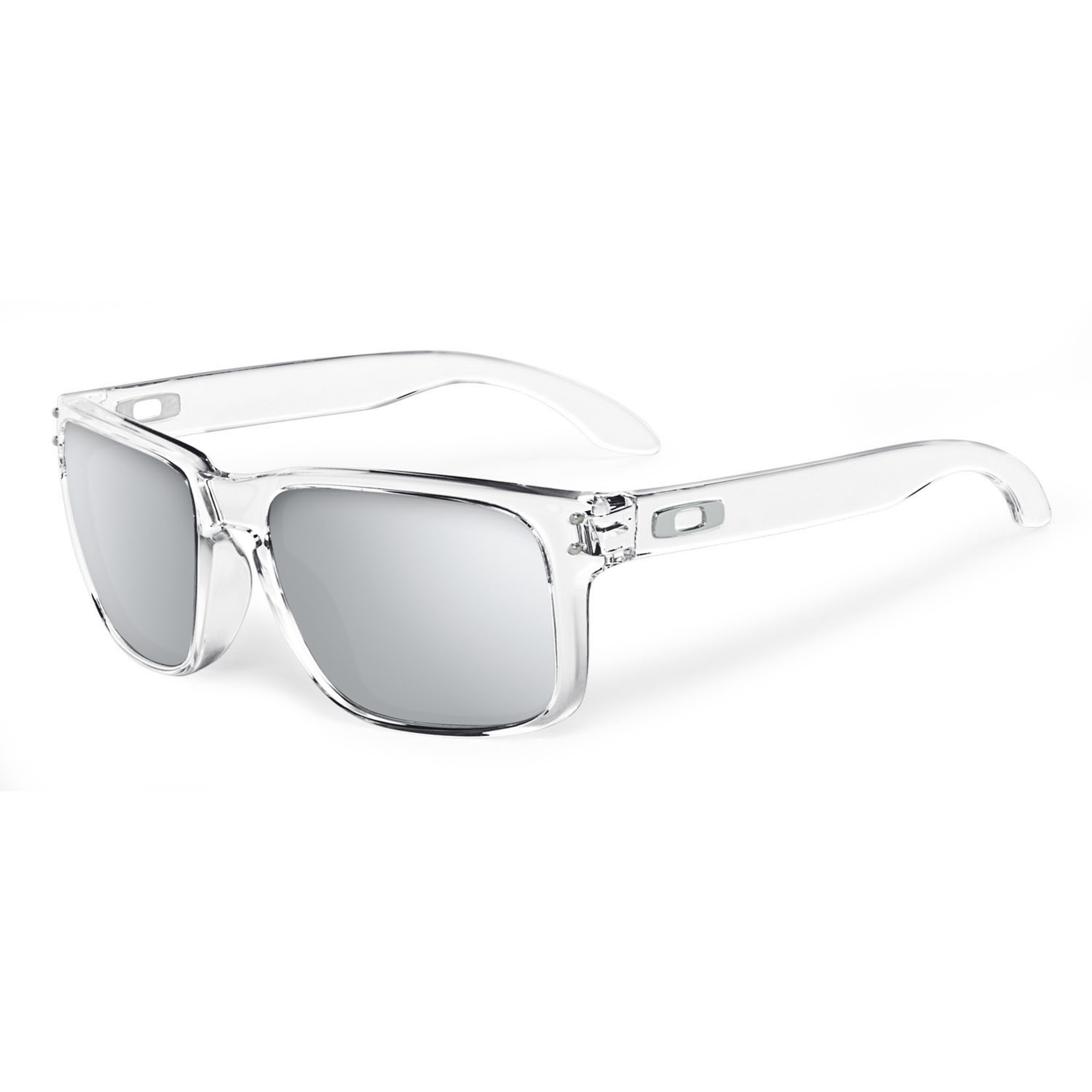 Oakley Holbrook Sunglasses - Clear