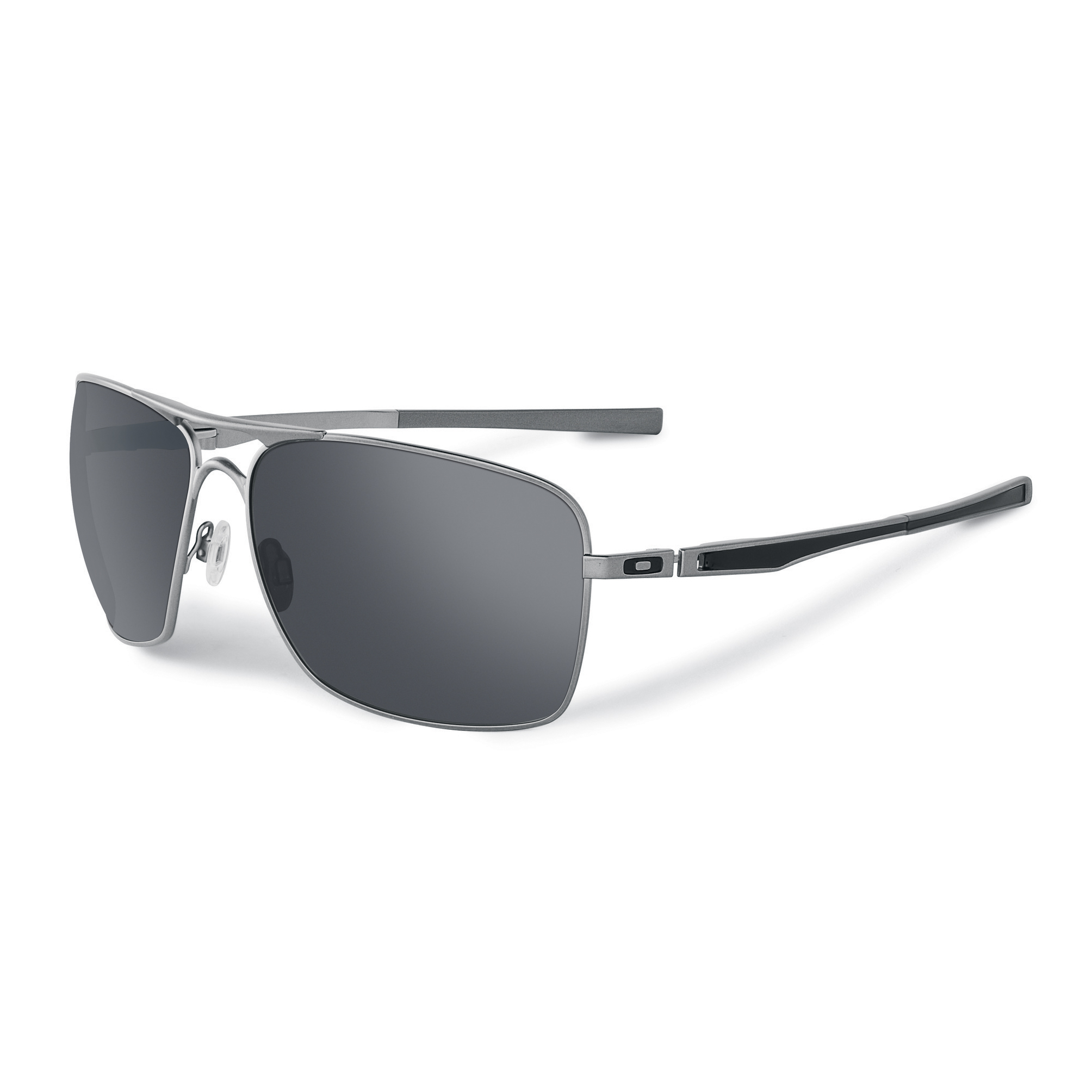 Oakley Plaintiff Squared Sunglasses Grey
