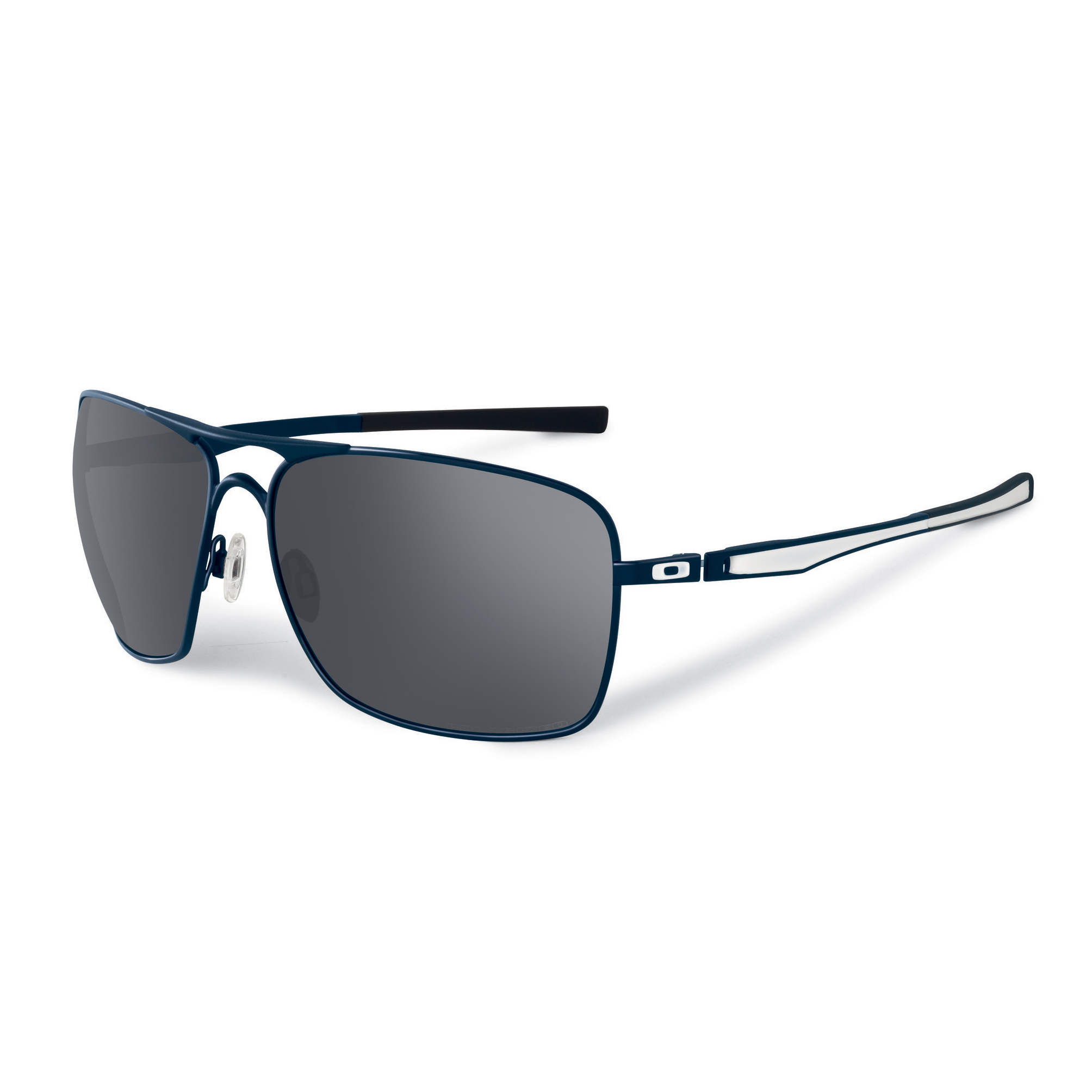 Oakley Plaintiff Squared Sunglasses Black
