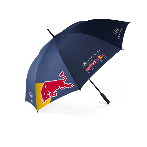 Infiniti Red Bull Racing Racetrack Umbrella