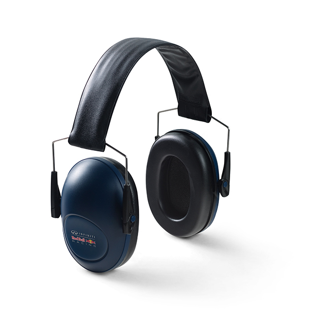 Infiniti Red Bull Racing Ear Defenders