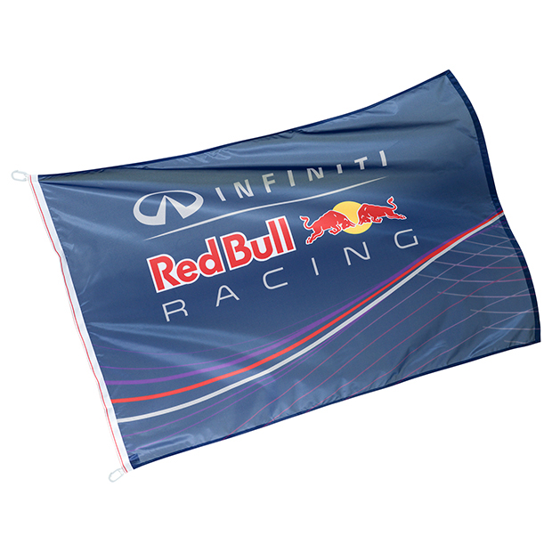 Infiniti Red Bull Racing Logo Flag