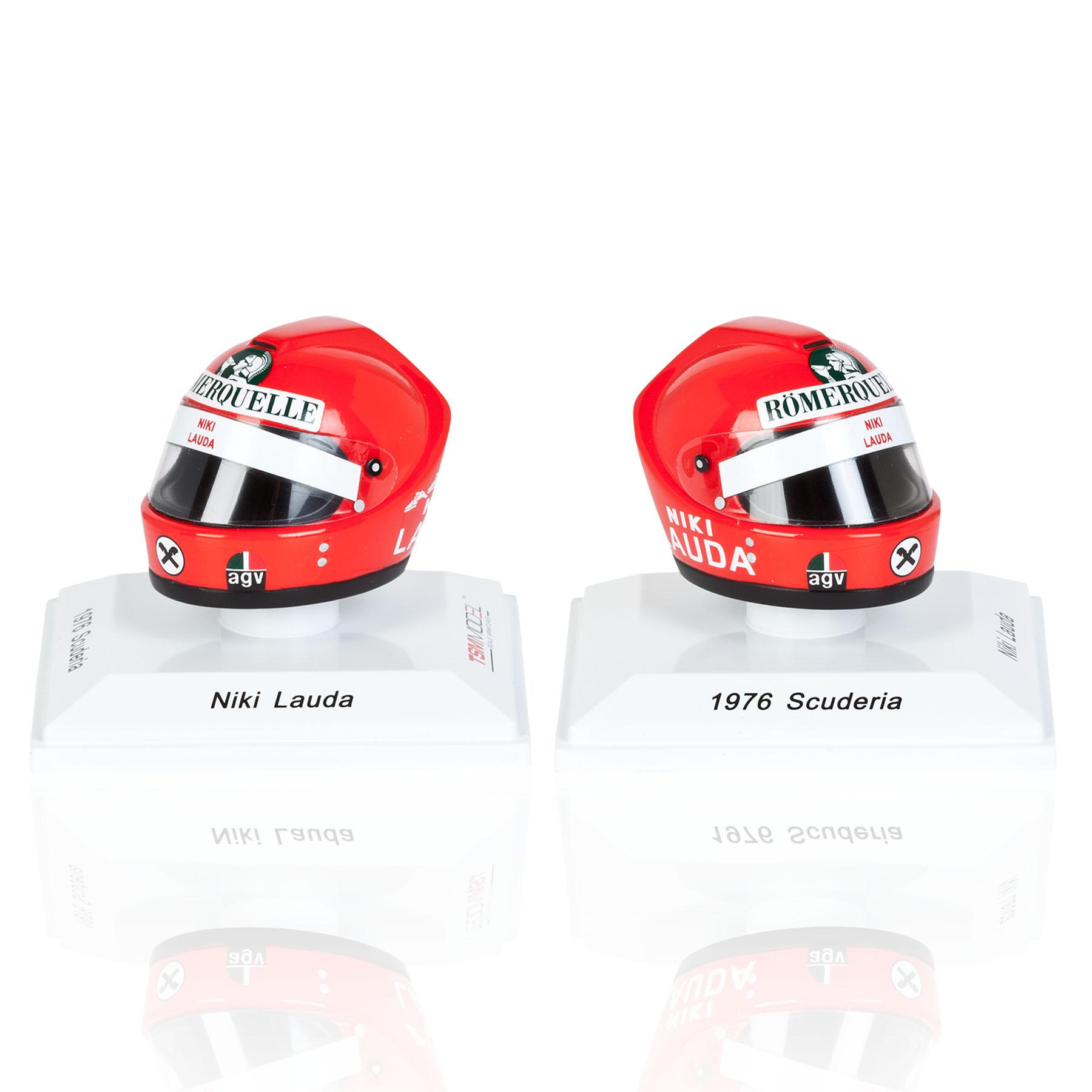Scuderia Ferrari 1:8 Niki Lauda Helmet 1976