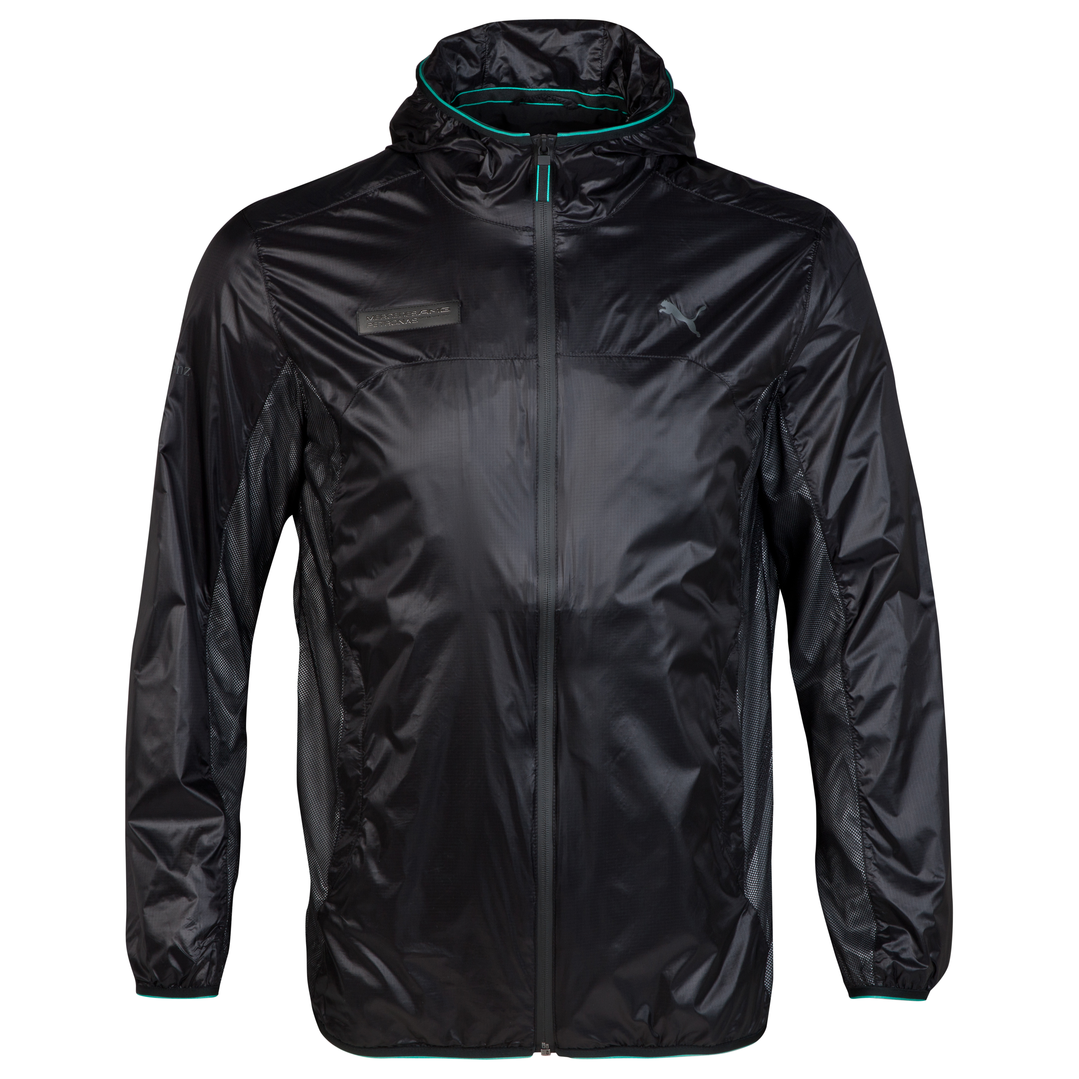 Mercedes AMG PETRONAS Lightweight Jacket Black