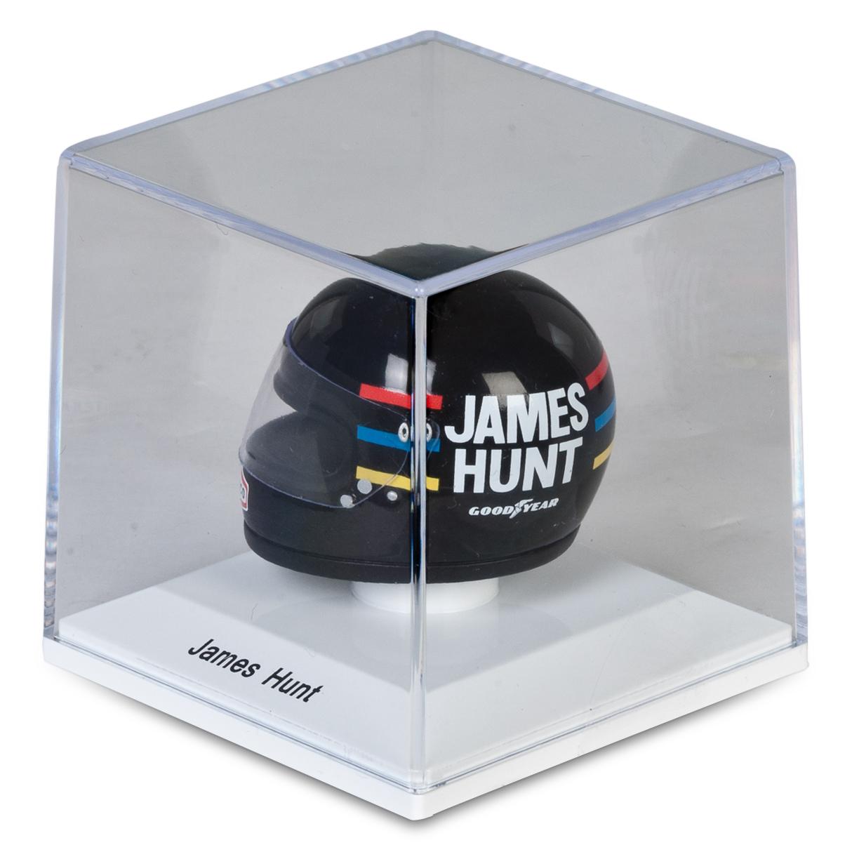 Team McLaren James Hunt Helmet 1976 1:8 Scale Rush Film Helmet