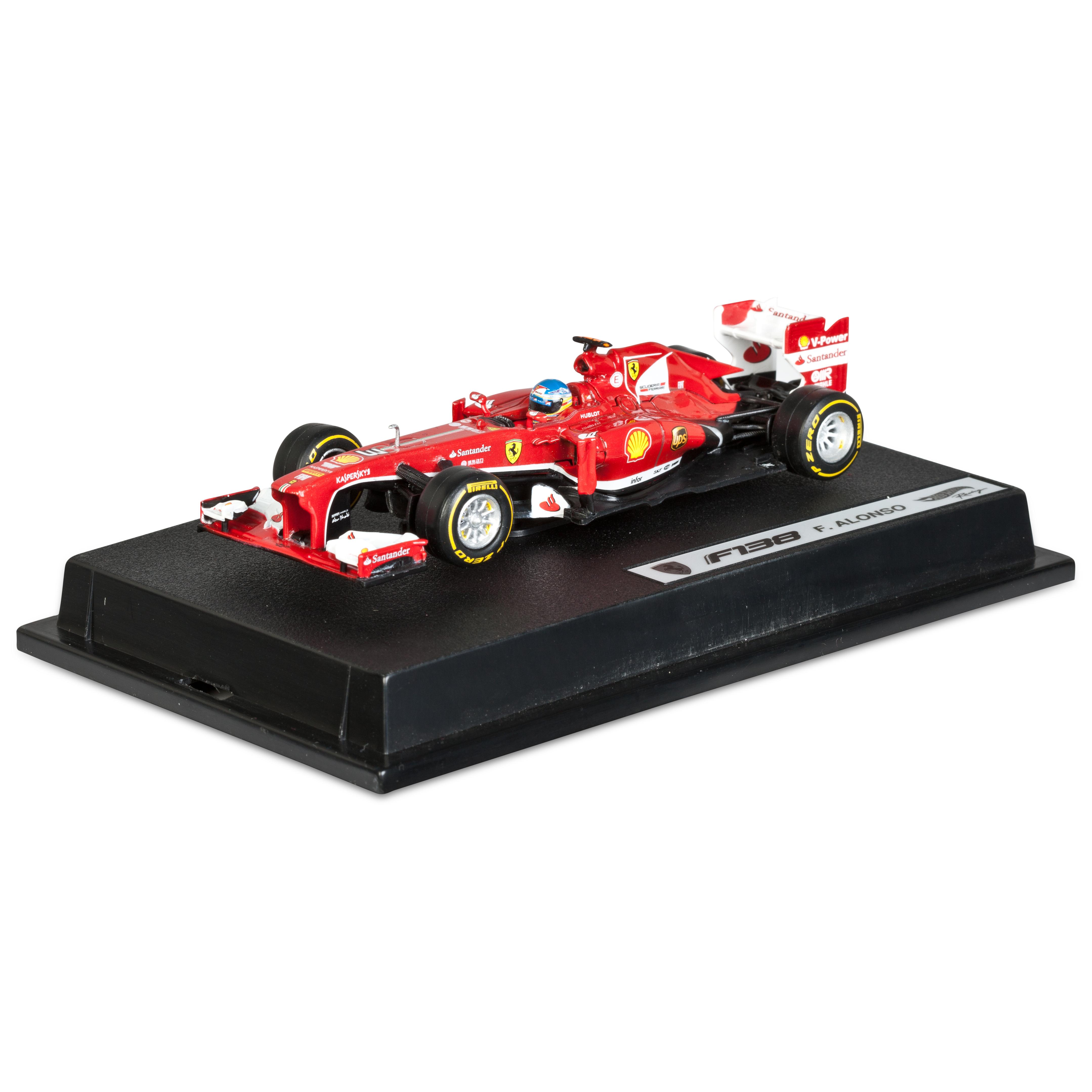 Scuderia Ferrari F2013 Alonso 1:43 Scale