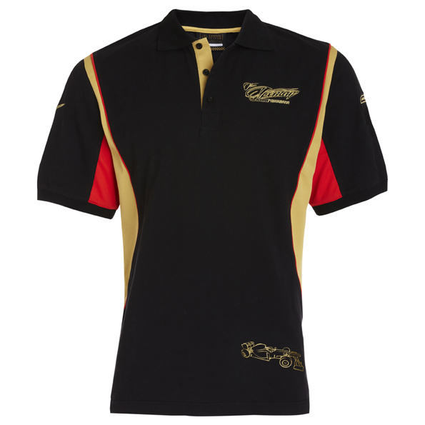 Lotus F1 Team 2013 F1 Mens Lifestyle Kimi Polo