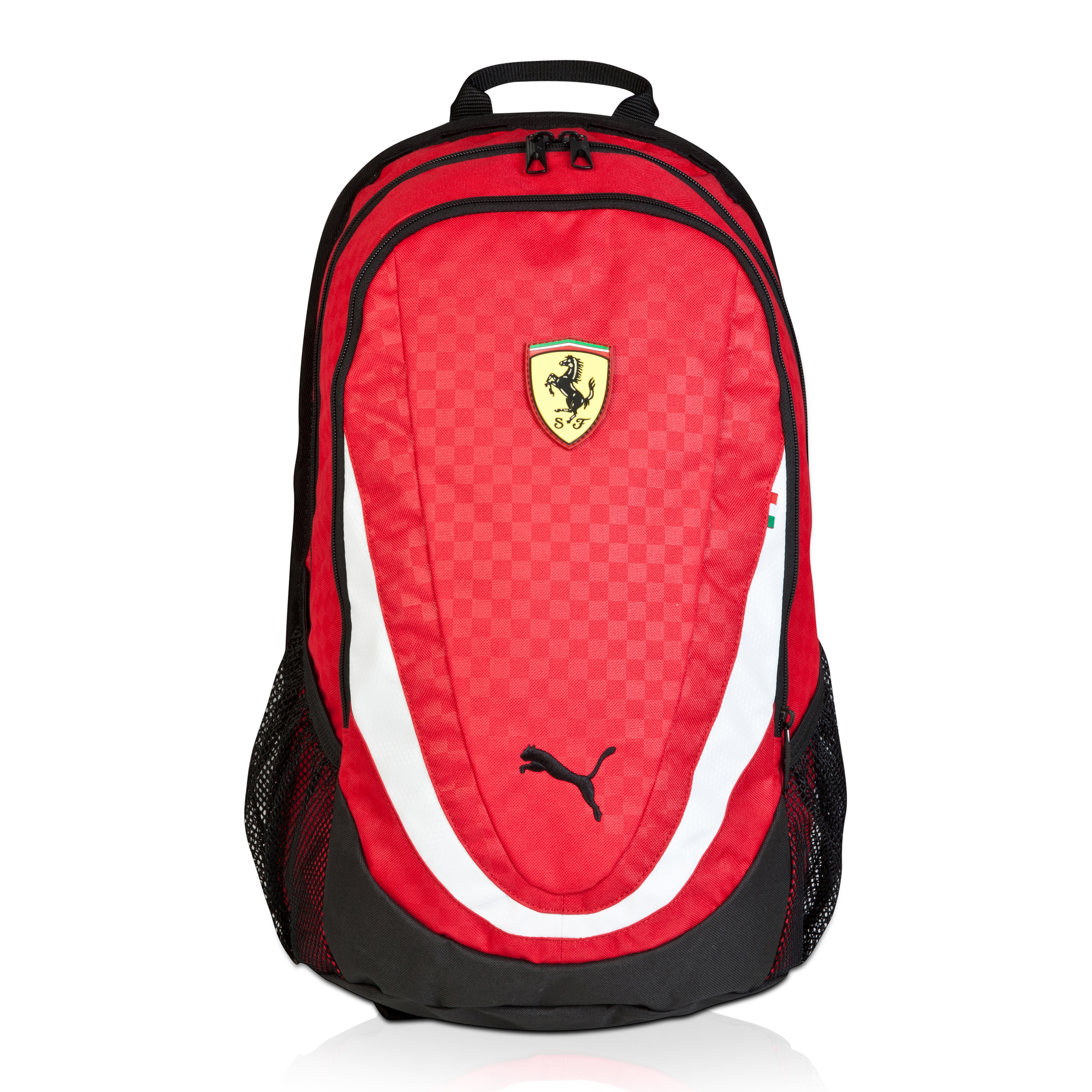 Scuderia Ferrari Backpack Red