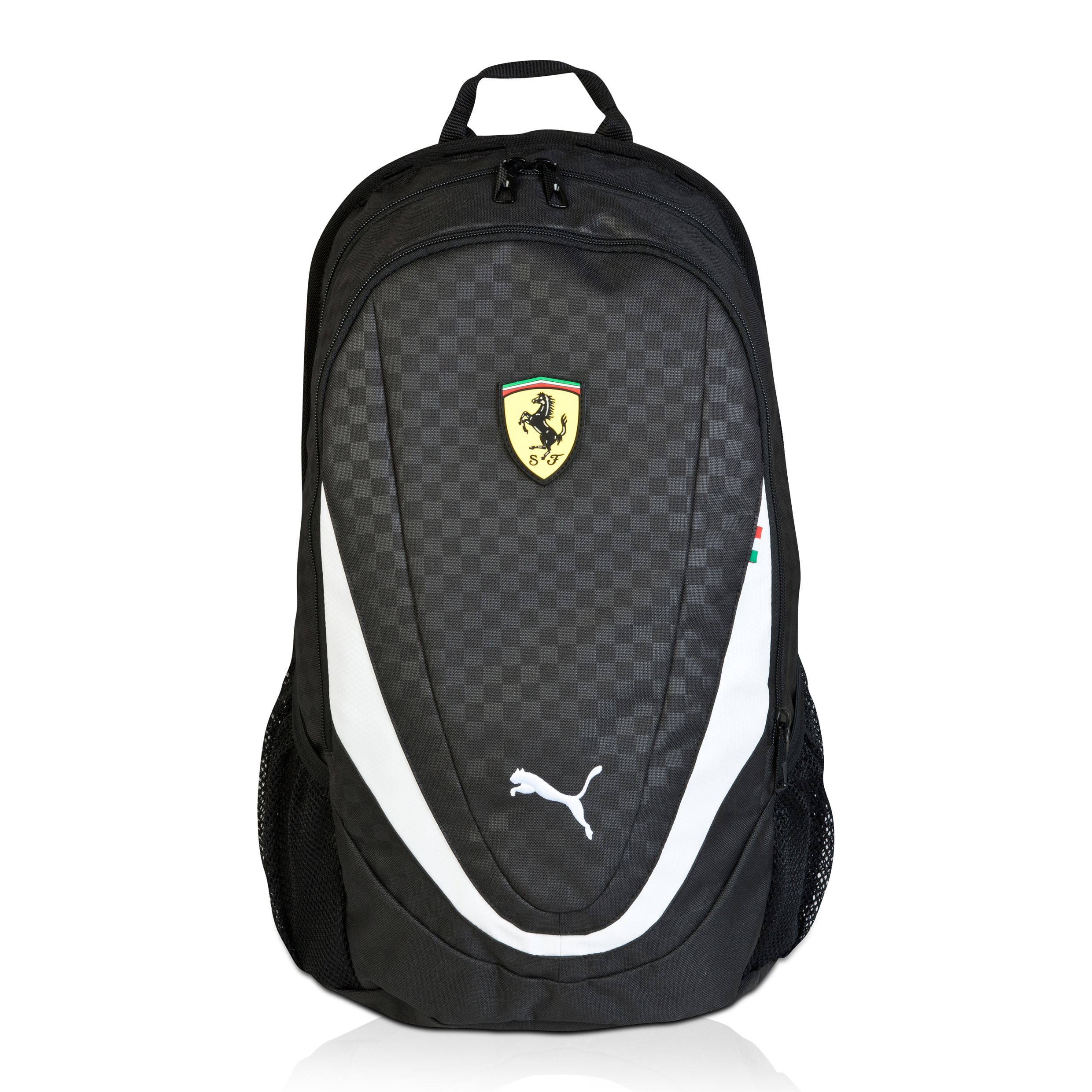 Scuderia Ferrari Backpack Black