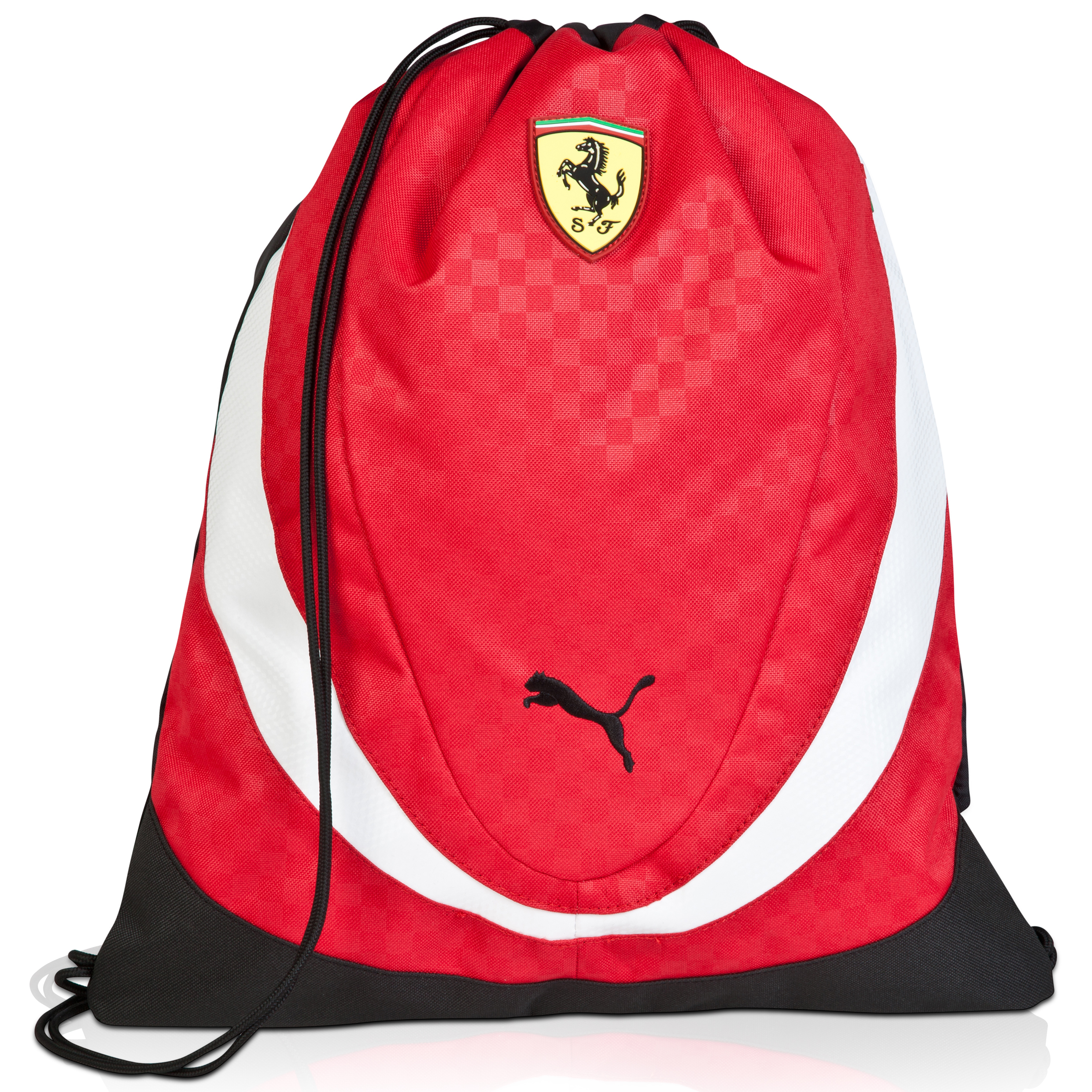 Scuderia Ferrari Gym Sack Red