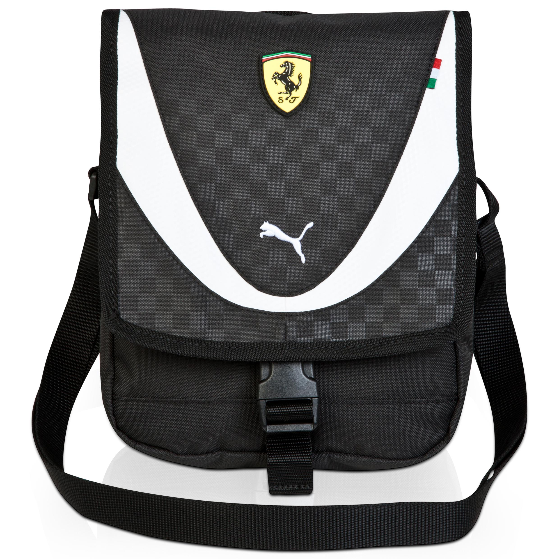Scuderia Ferrari Portable Black
