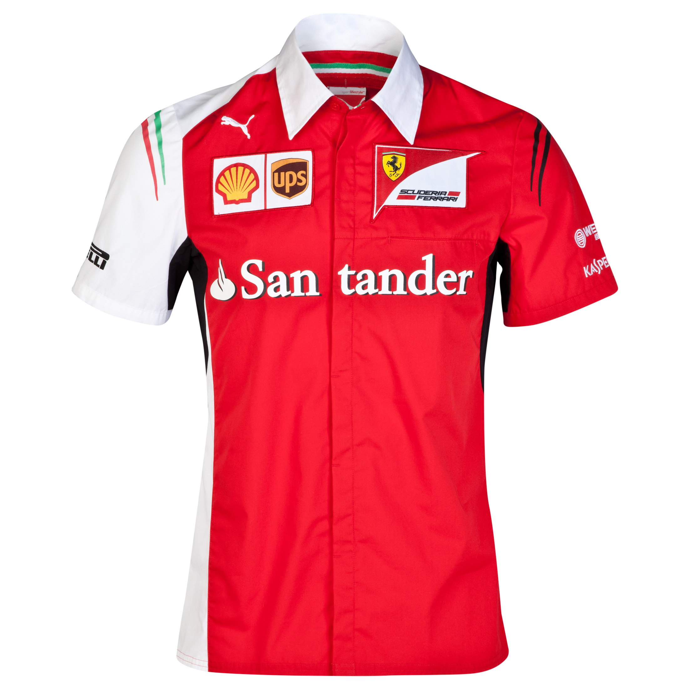Scuderia Ferrari Team Shirt Red