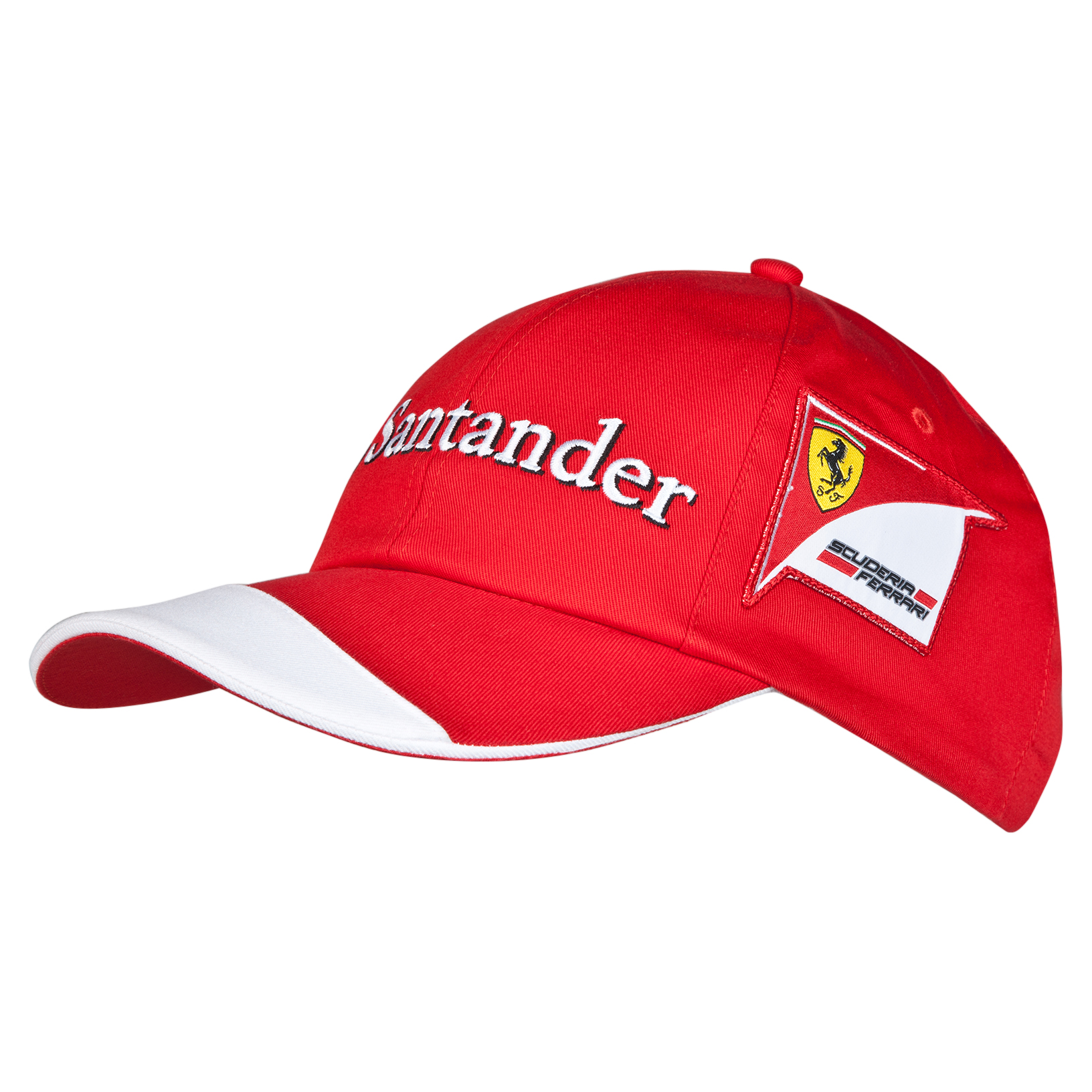 Scuderia Ferrari Team Cap Red