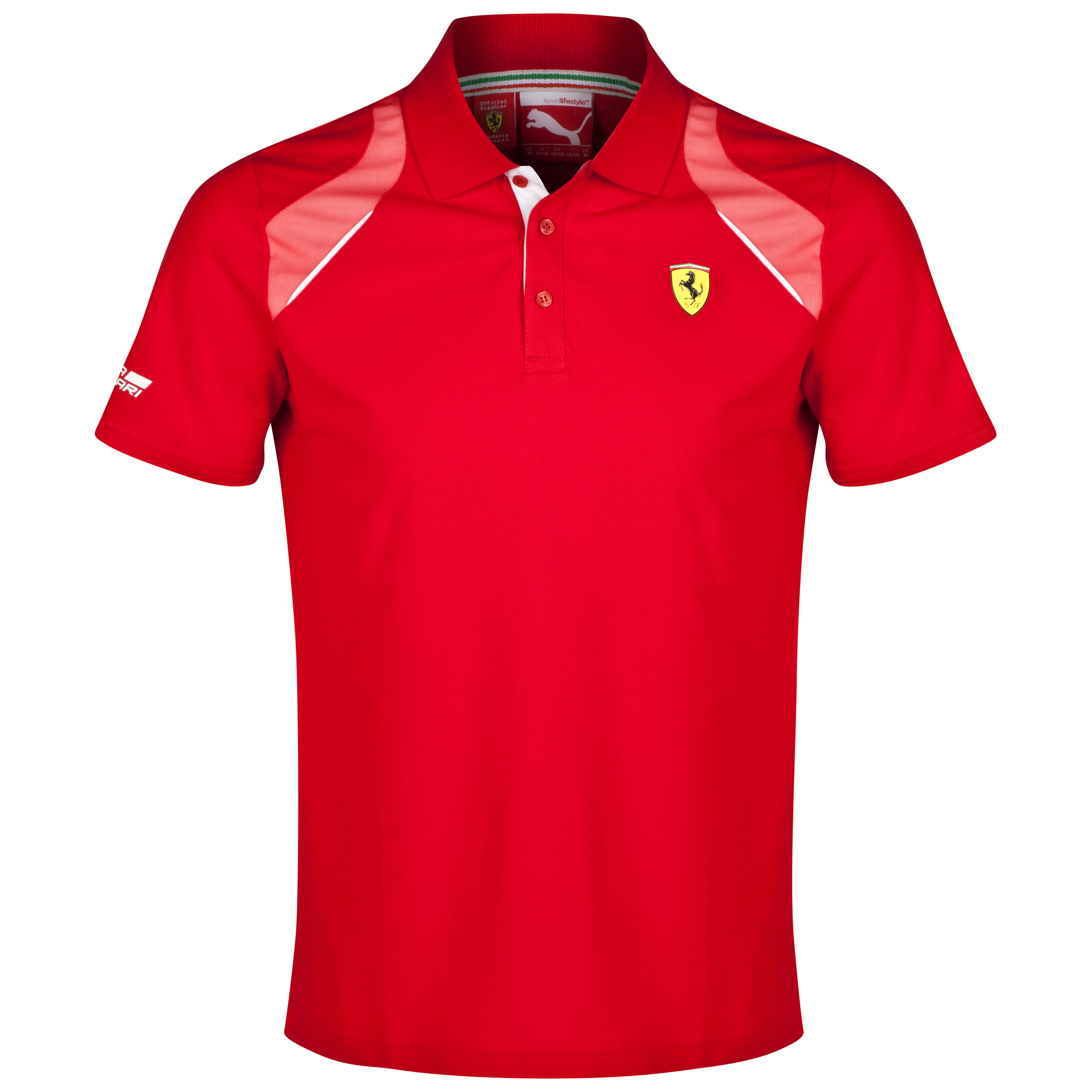Scuderia Ferrari Polo Red