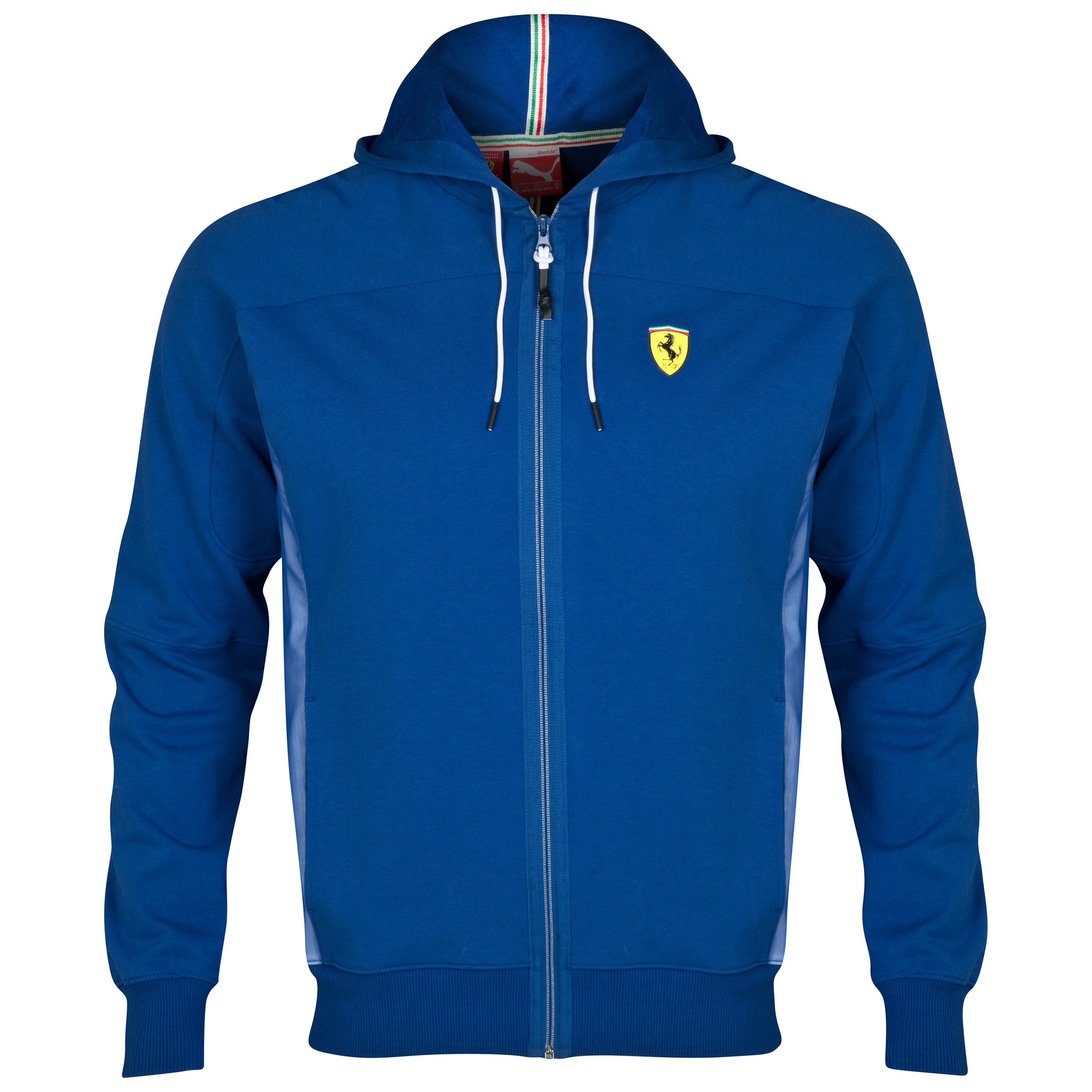 Scuderia Ferrari Sweat Jacket Blue