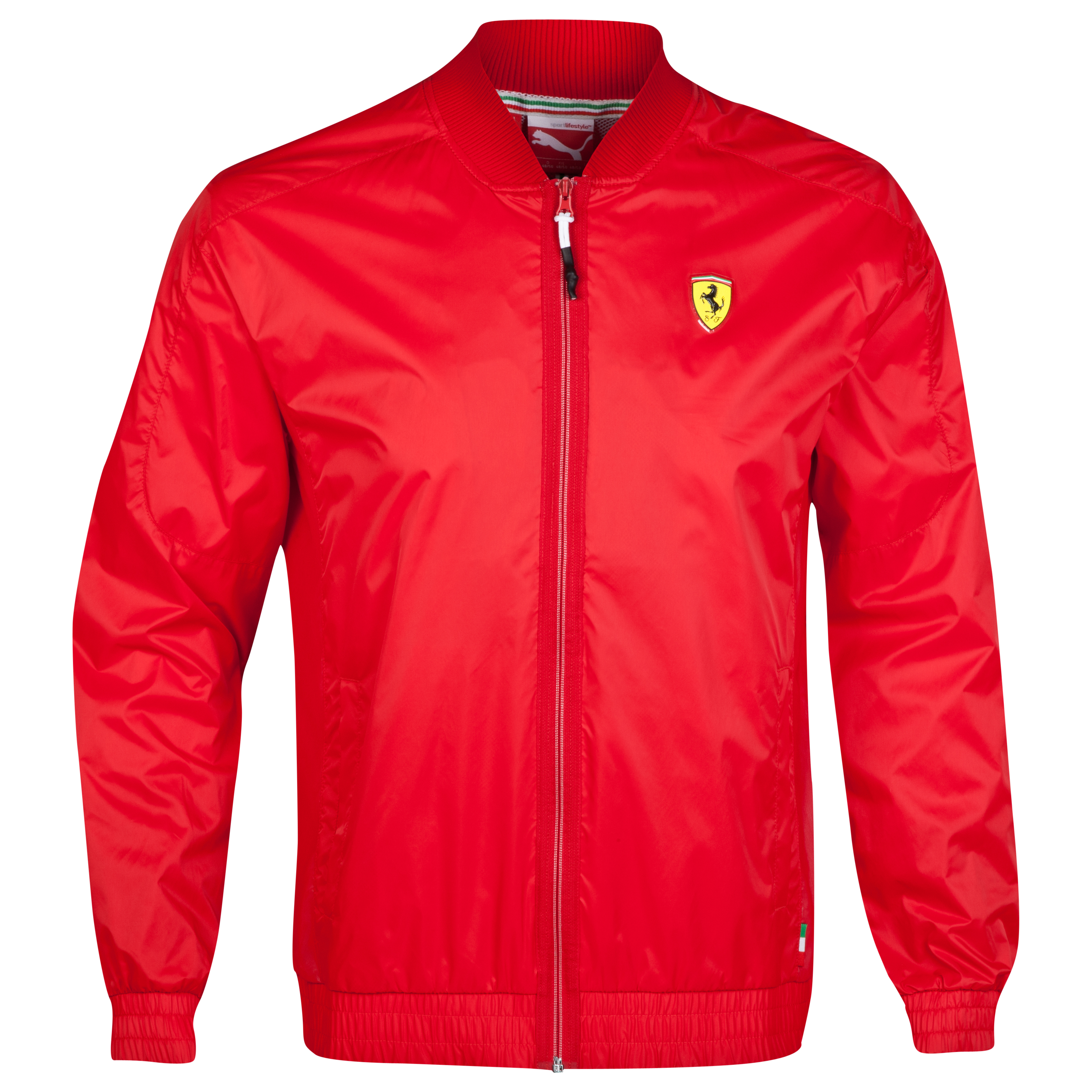 Scuderia Ferrari Lightweight Jacket Red