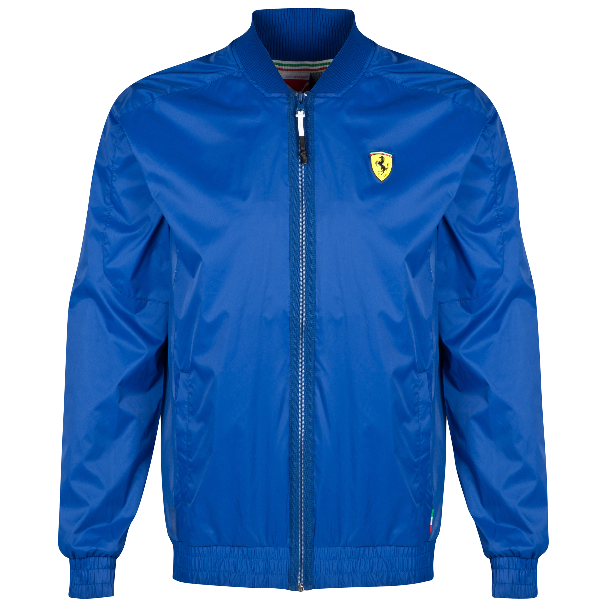 Scuderia Ferrari Lightweight Jacket Blue