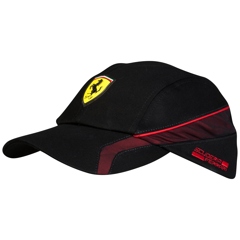 Scuderia Ferrari Cap Black