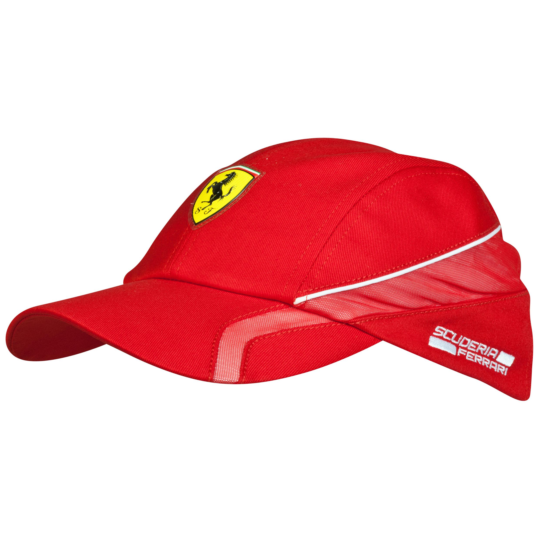 Scuderia Ferrari Cap Red