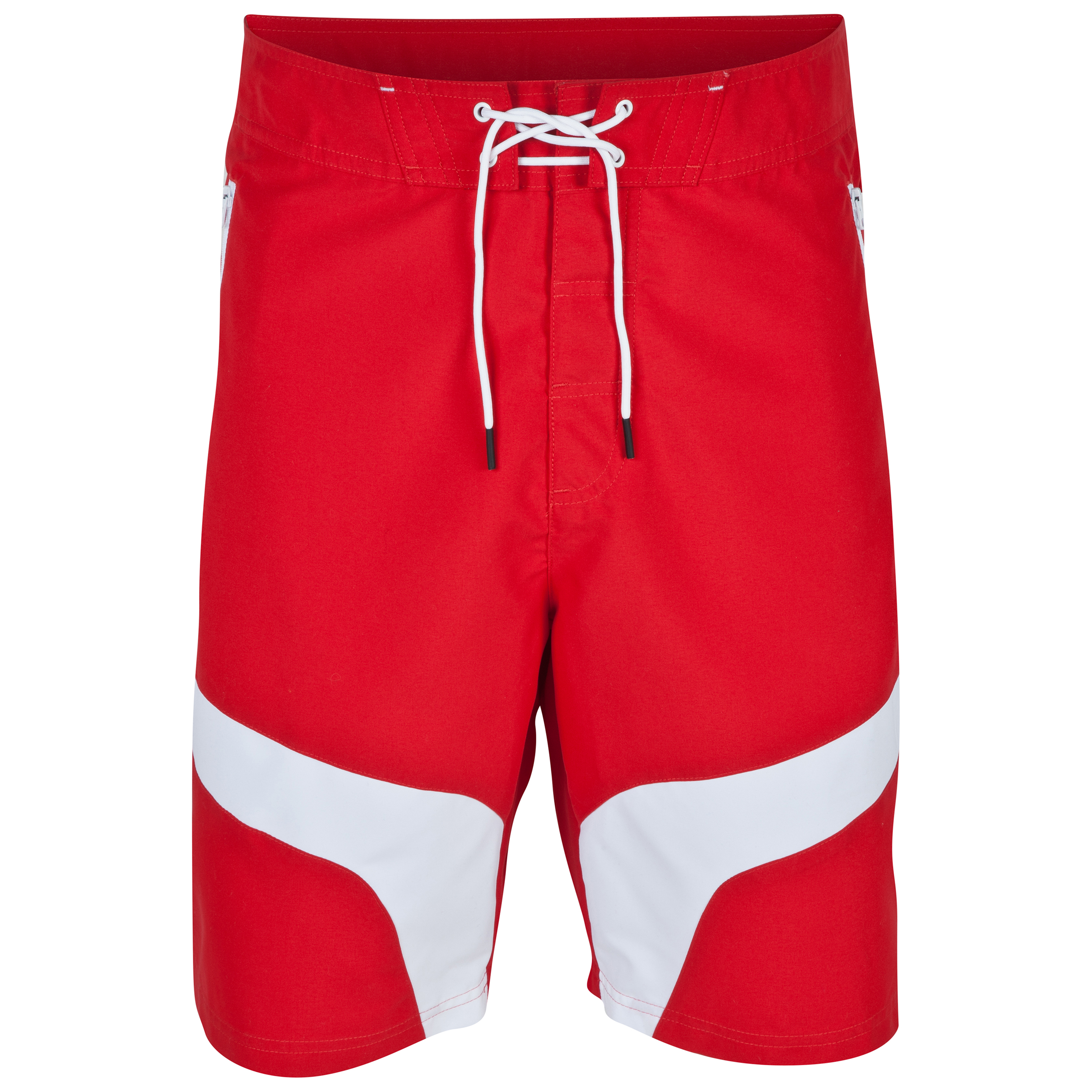 Scuderia Ferrari Board Shorts Red
