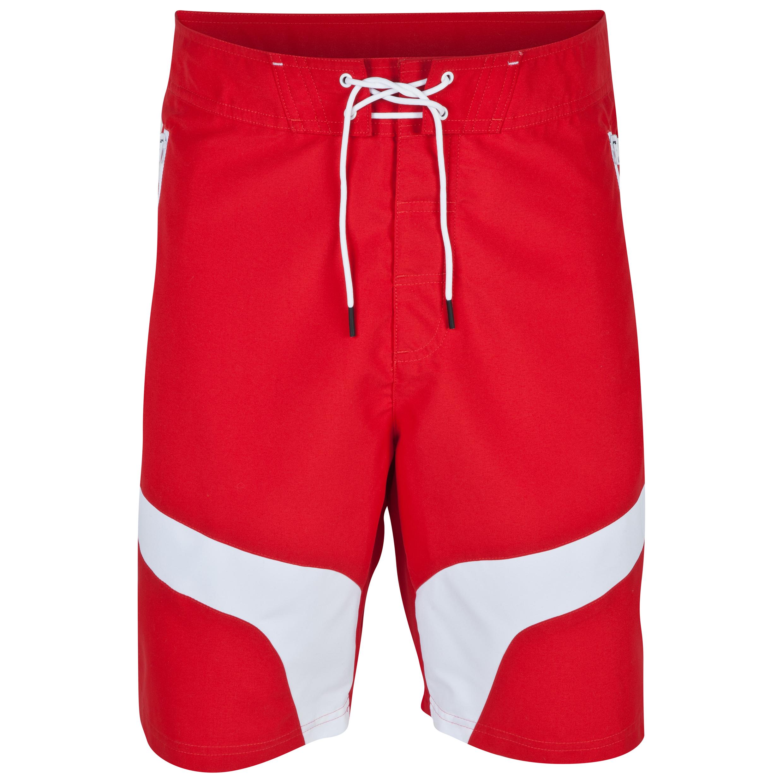 Scuderia Ferrari Board Shorts Red