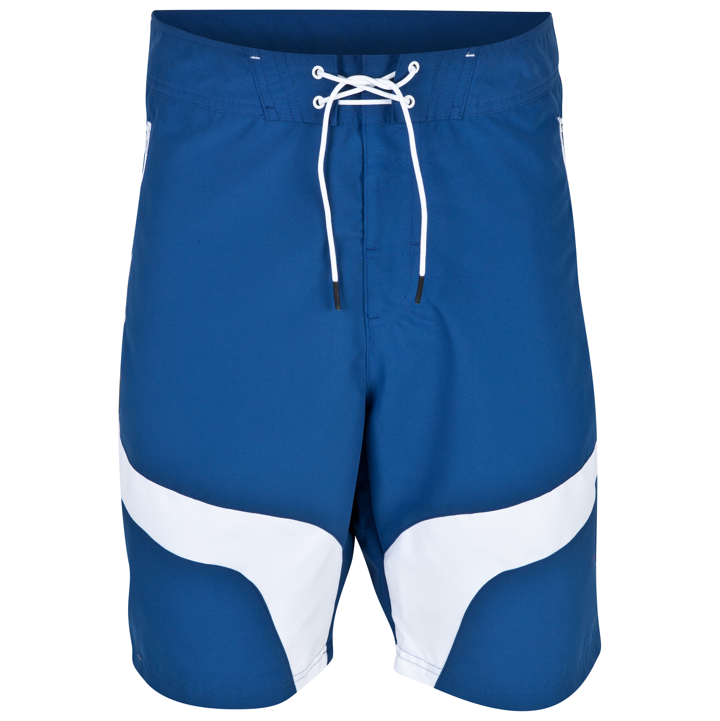Scuderia Ferrari Board Shorts Blue