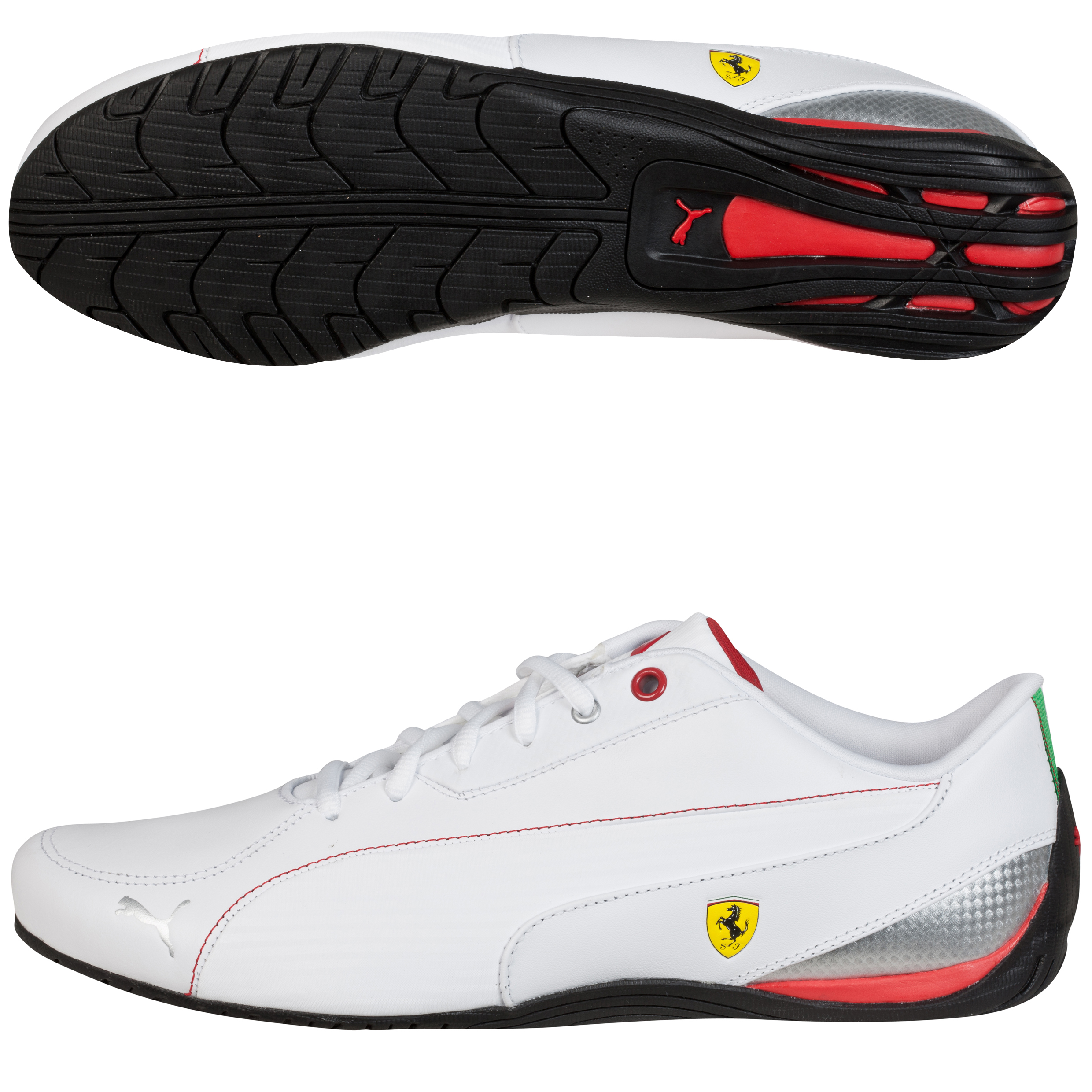 Scuderia Ferrari Drift Cat 5 White
