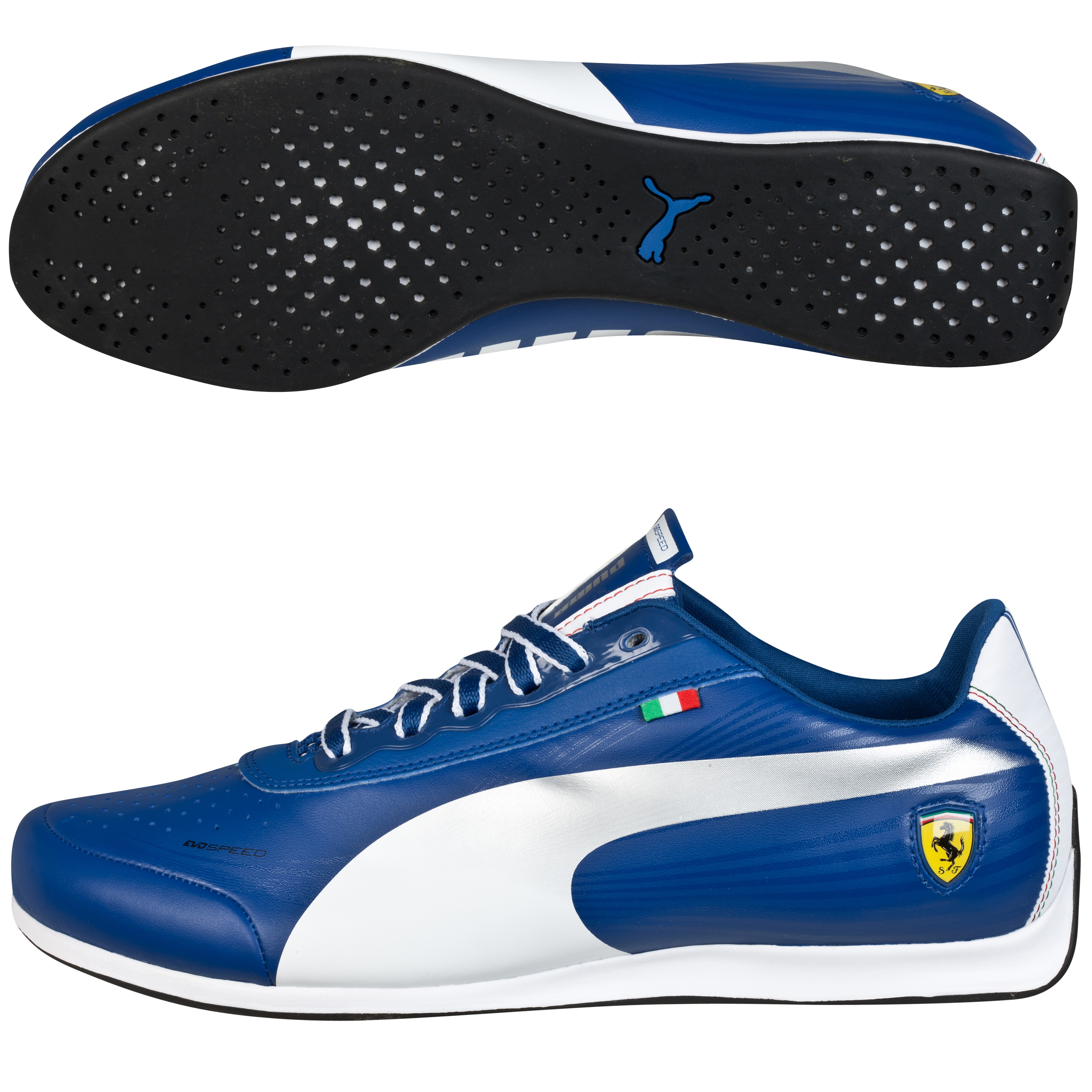 Scuderia Ferrari Evo Speed Lo Blue