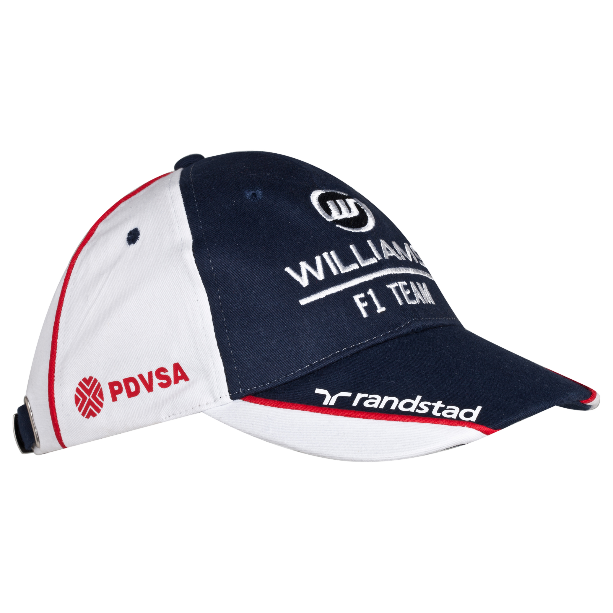 WILLIAMS F1 Team 2013 Pastor Drivers Cap
