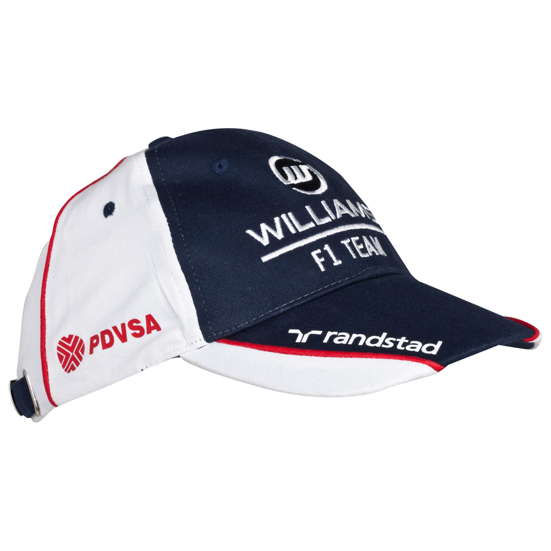 WILLIAMS F1 Team 2013 Bottas Drivers Cap