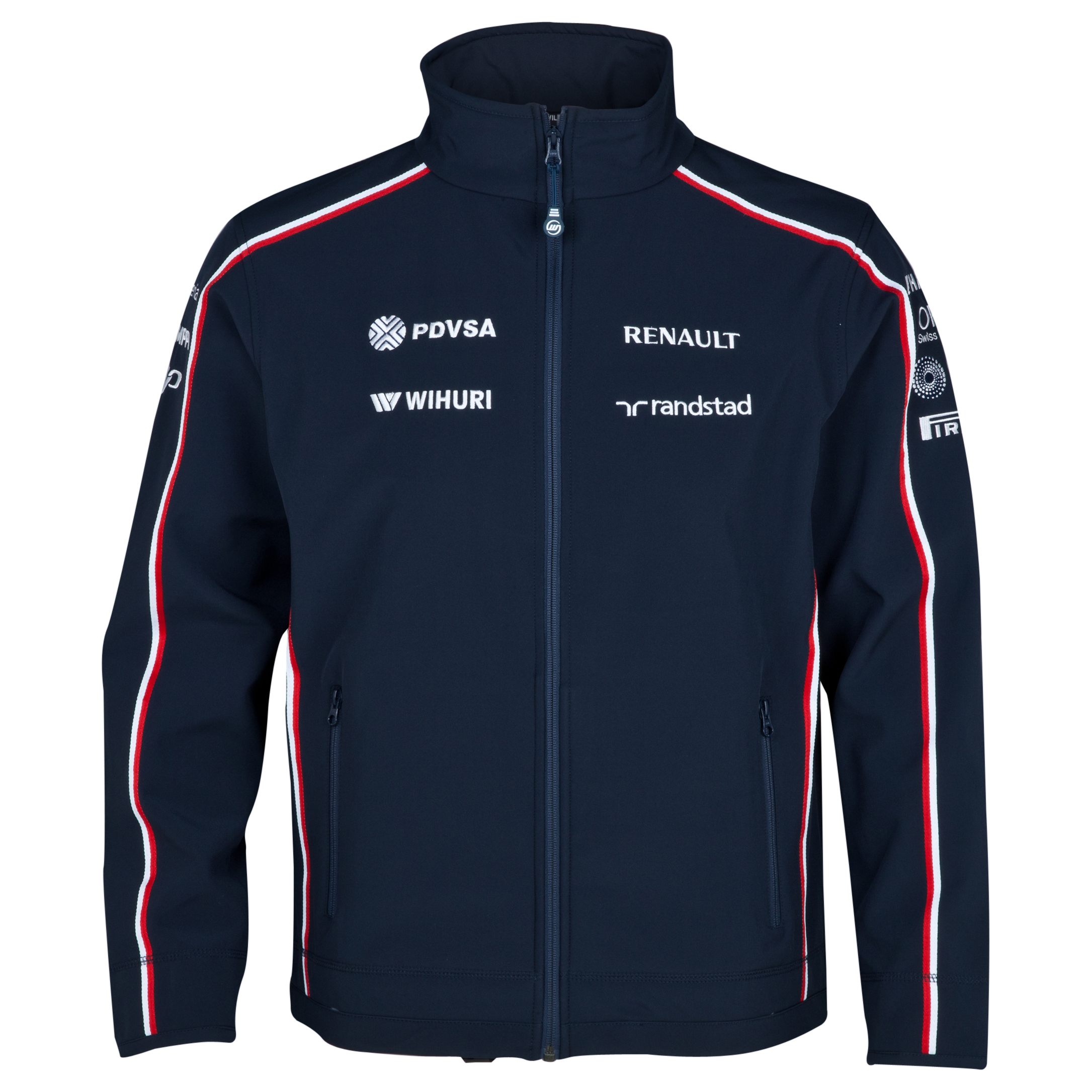 WILLIAMS F1 Team 2013 Replica Softshell Jacket