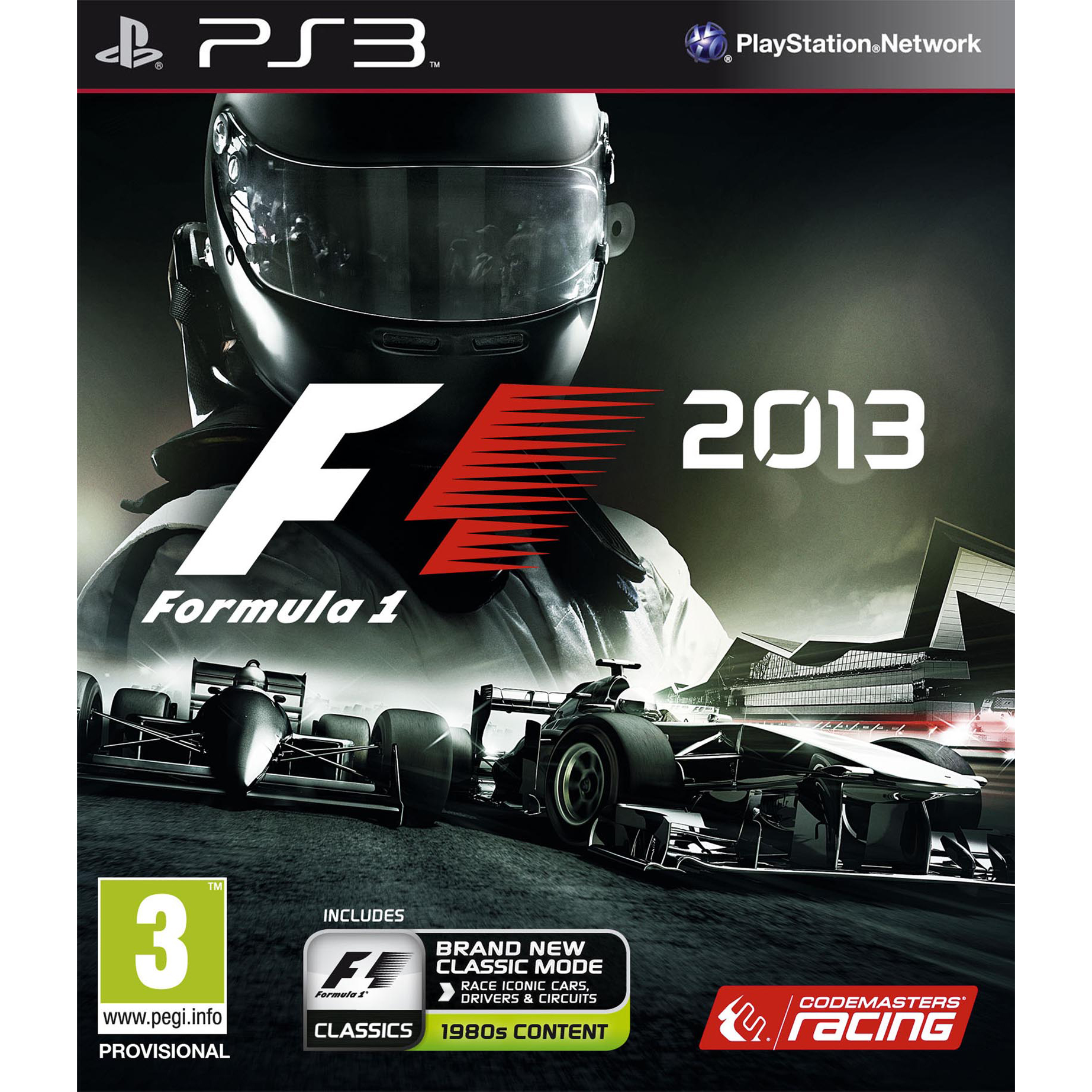 Formula One Video Game 2013 - PS3