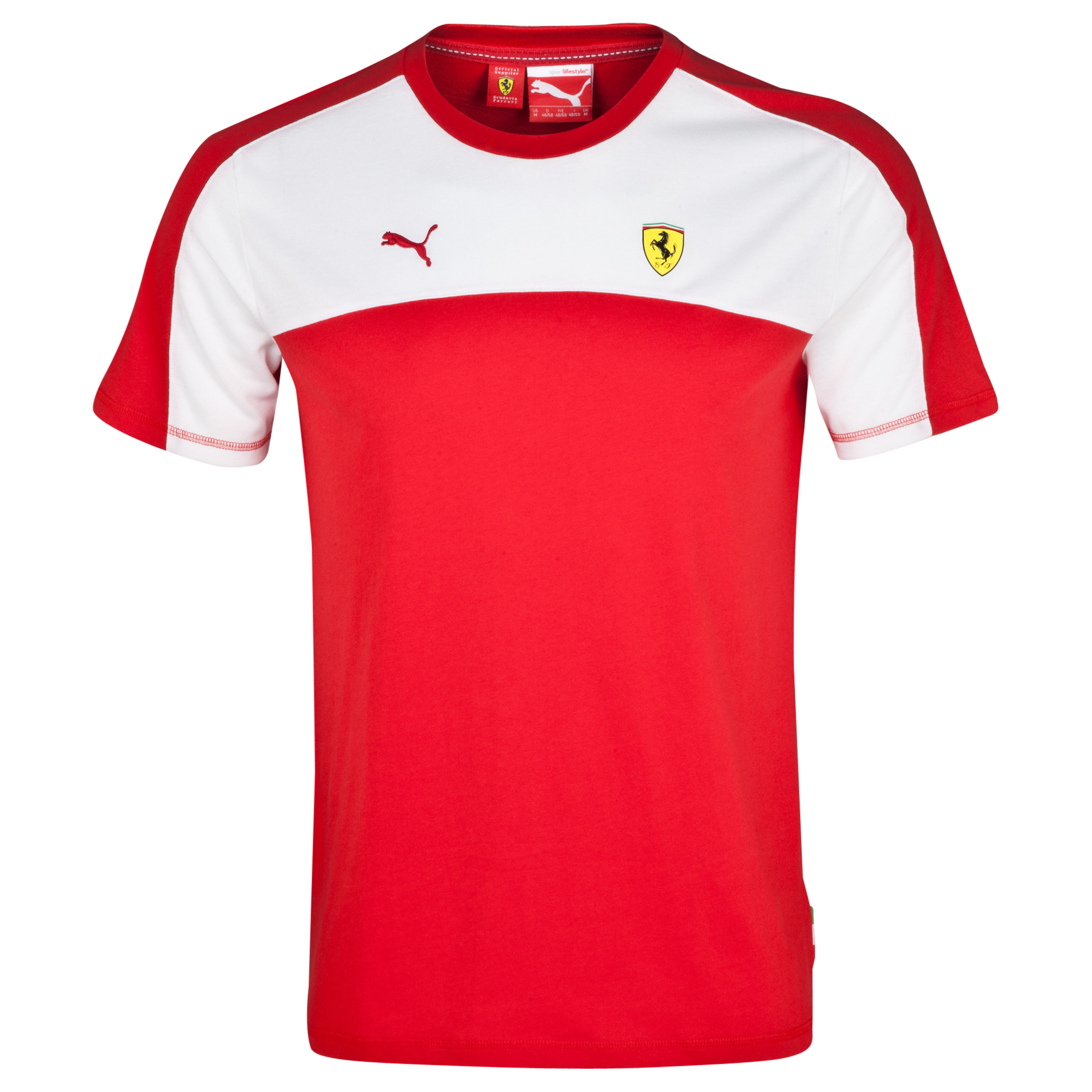 Scuderia Ferrari T-Shirt Red