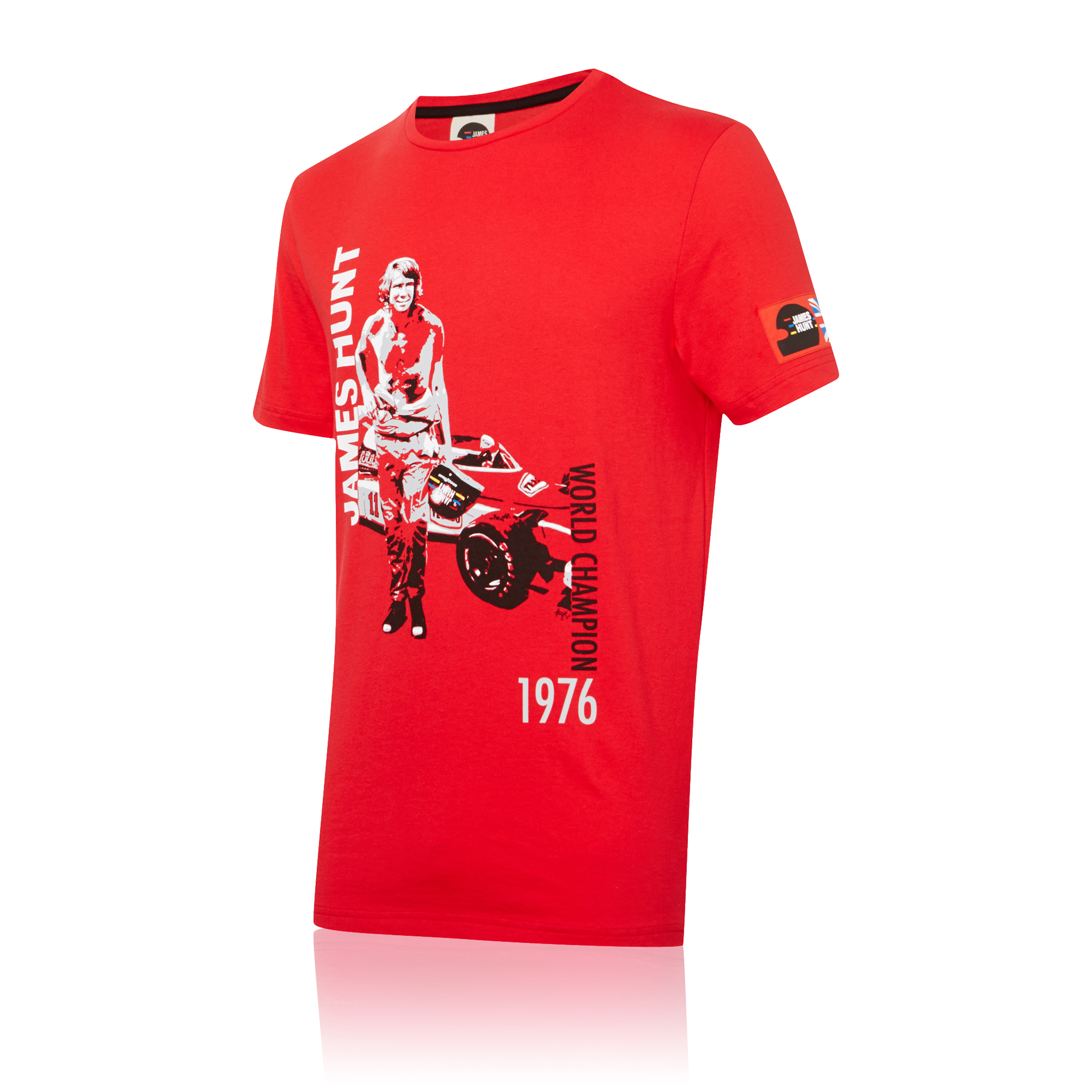 Formula One James Hunt Racing Champion T-shirt