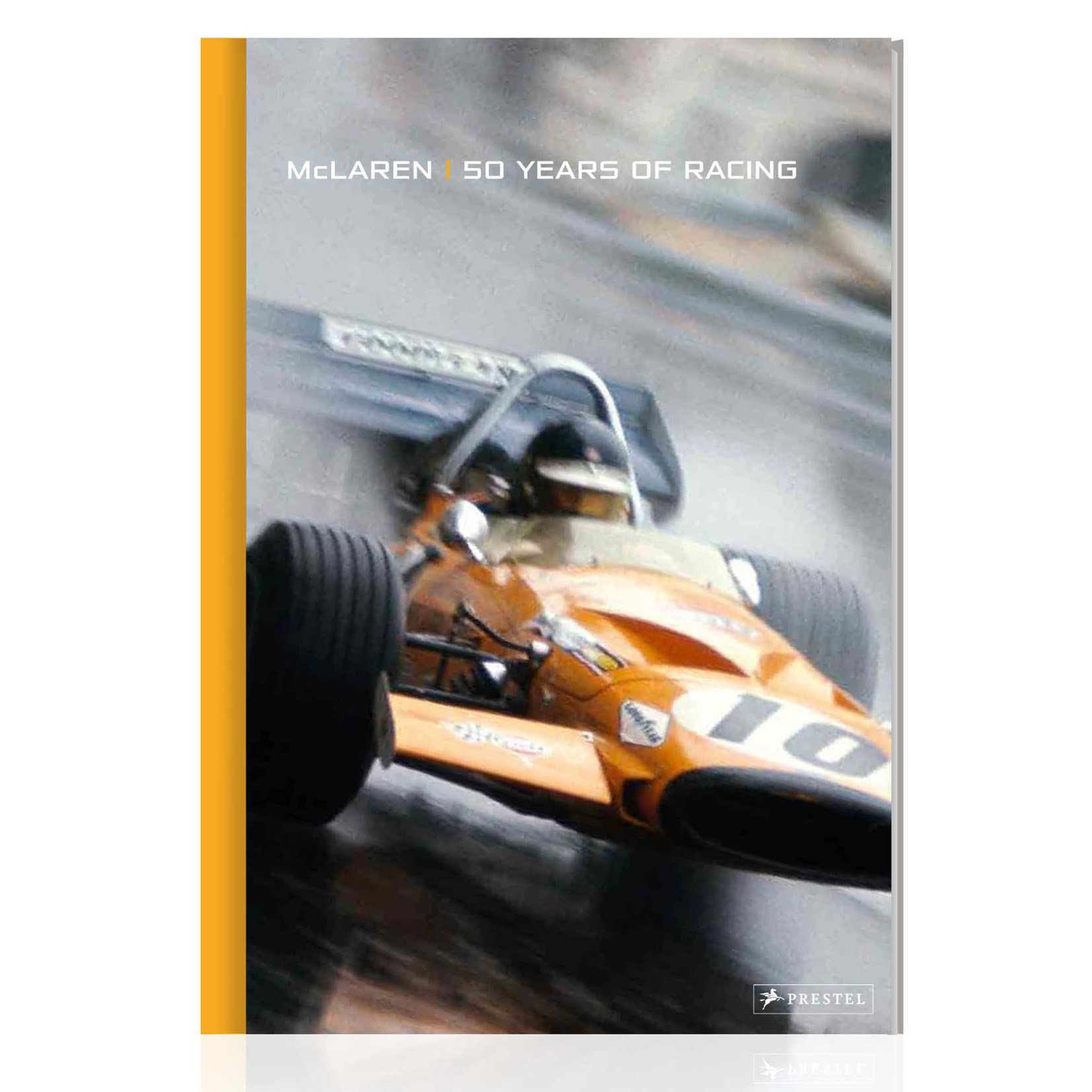 McLaren 50 Years of Racing - Limited Edition Book