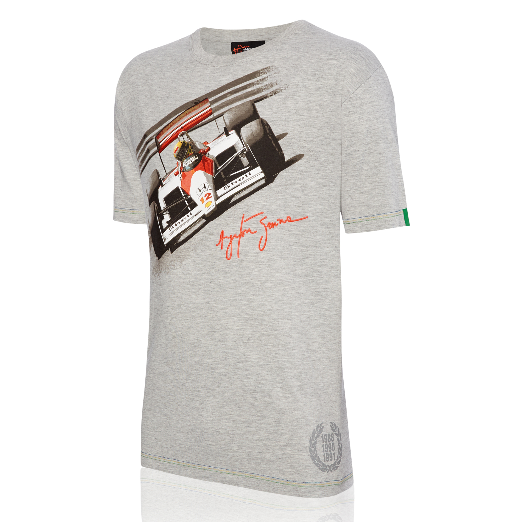 Team McLaren Senna T-Shirt