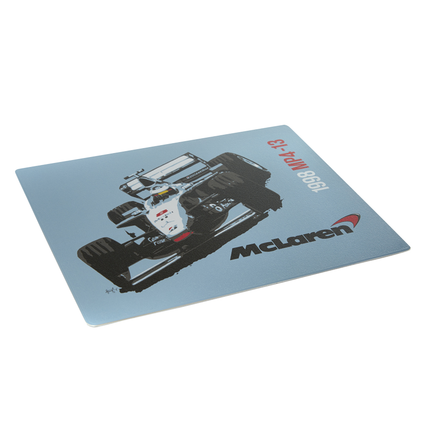 Team McLaren MP4-13 Car Mousemat