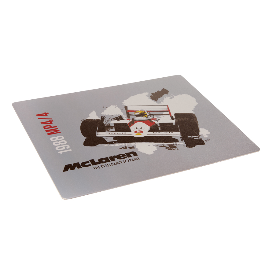 Team McLaren MP4-4 Car Mousemat