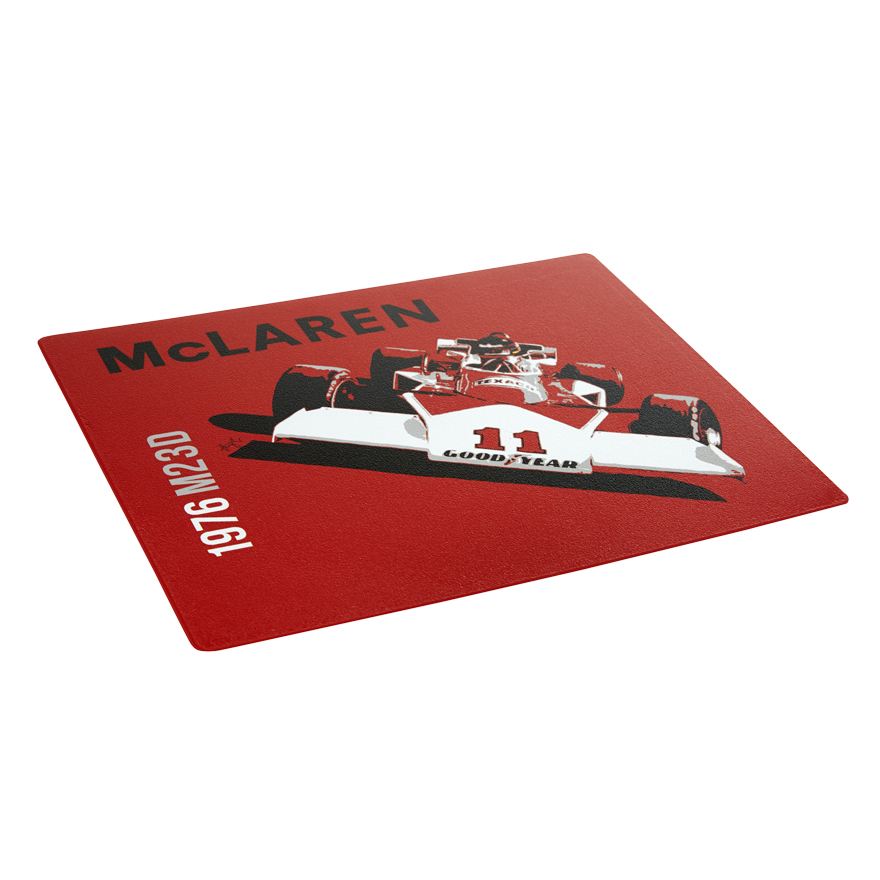 Team McLaren M23D Car Mousemat