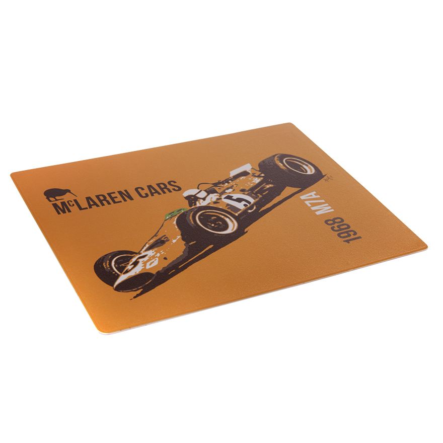 Team McLaren M7A Car Mousemat