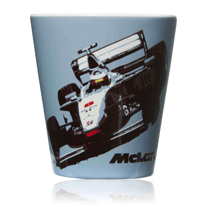 Team McLaren MP4-13 Car Mug