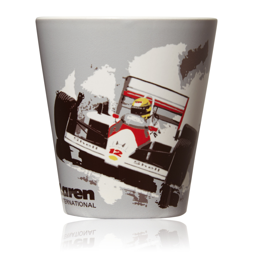 Team McLaren MP4-4 Car Mug