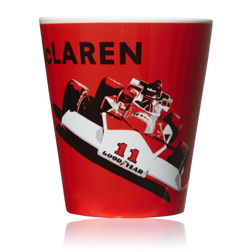 Team McLaren M23D Car Mug