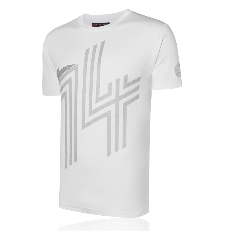 Team McLaren 74 T-Shirt White